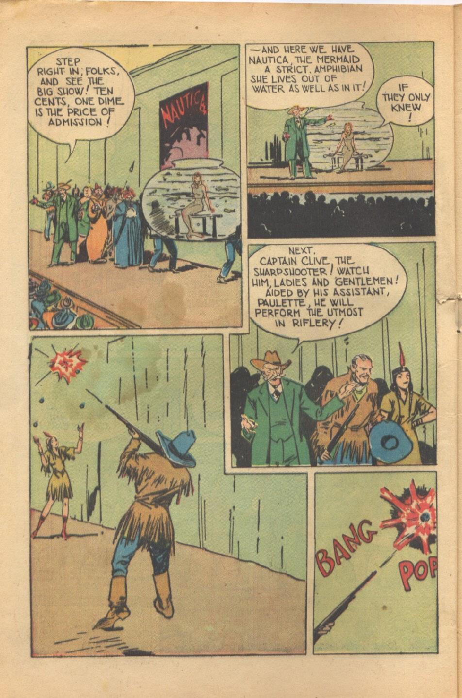 Read online Super-Magician Comics comic -  Issue #37 - 5