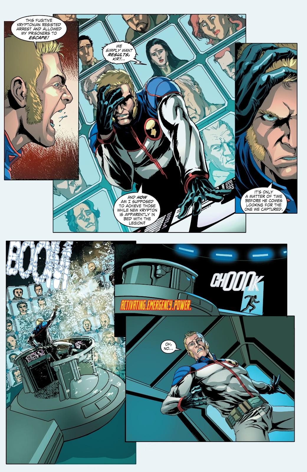 Read online Smallville Season 11 [II] comic -  Issue # TPB 4 - 33