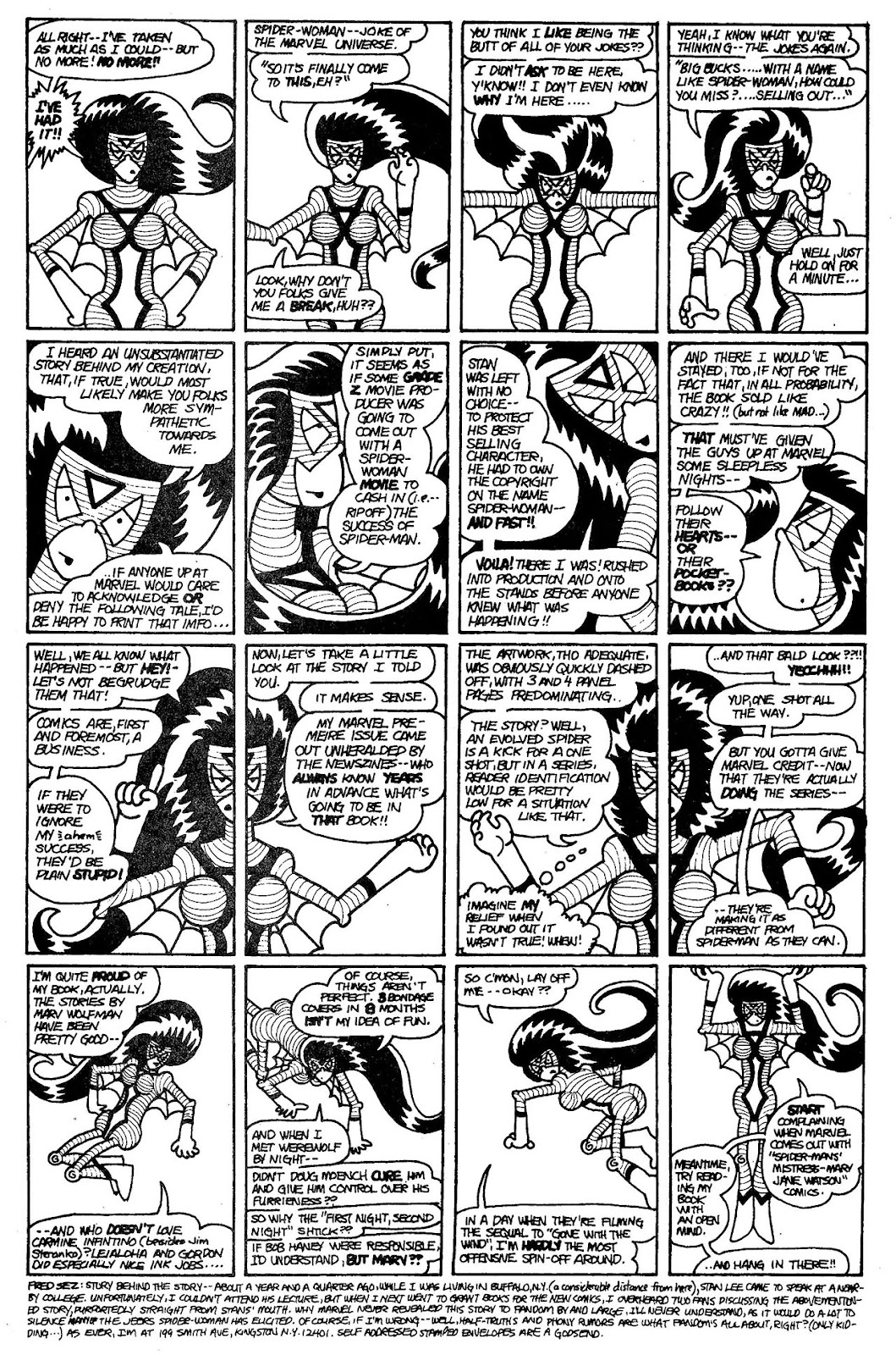 Read online The Nearly Complete Essential Hembeck Archives Omnibus comic -  Issue # TPB (Part 4) - 25