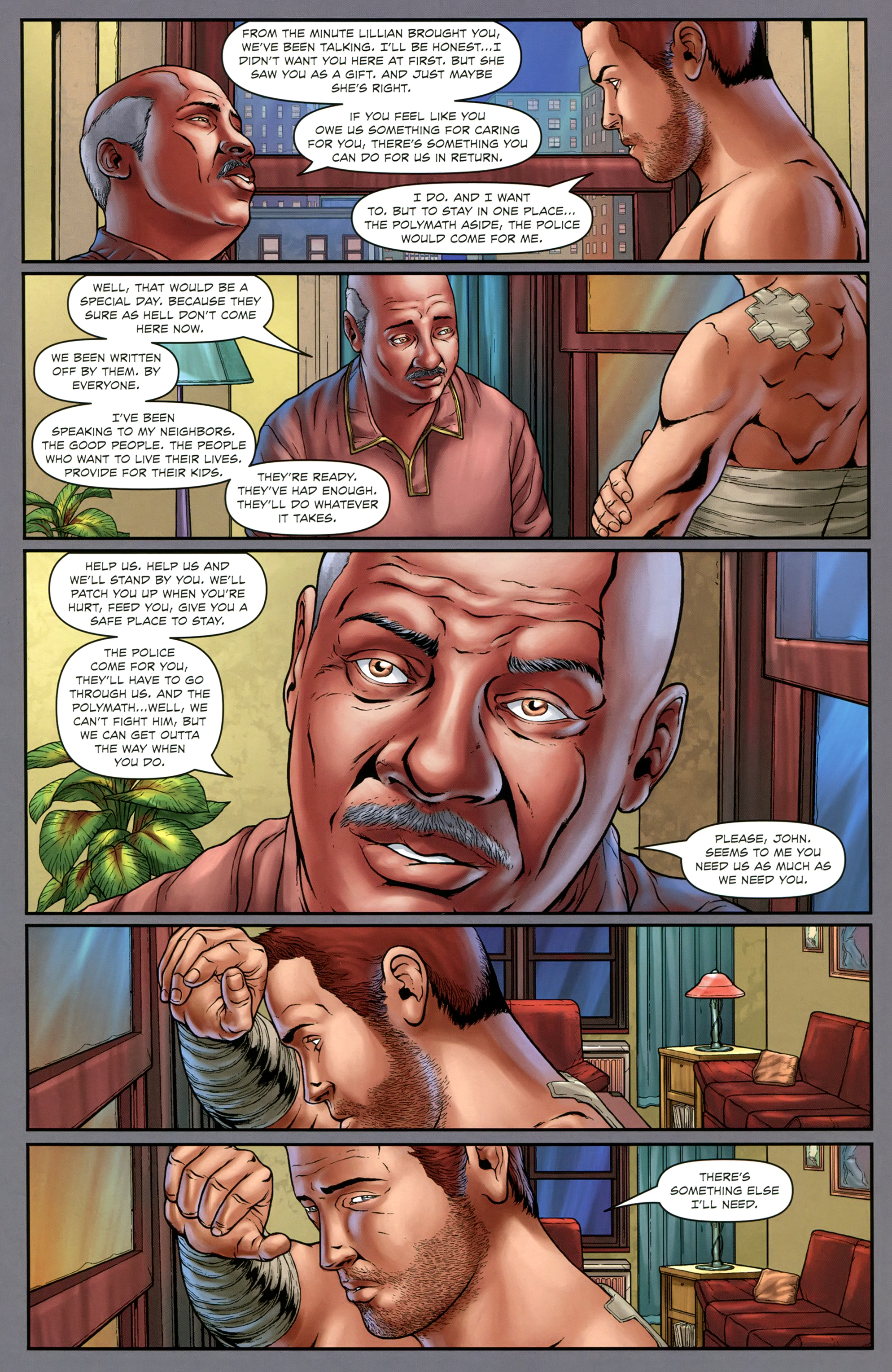 Read online Absolution: Rubicon comic -  Issue #3 - 13