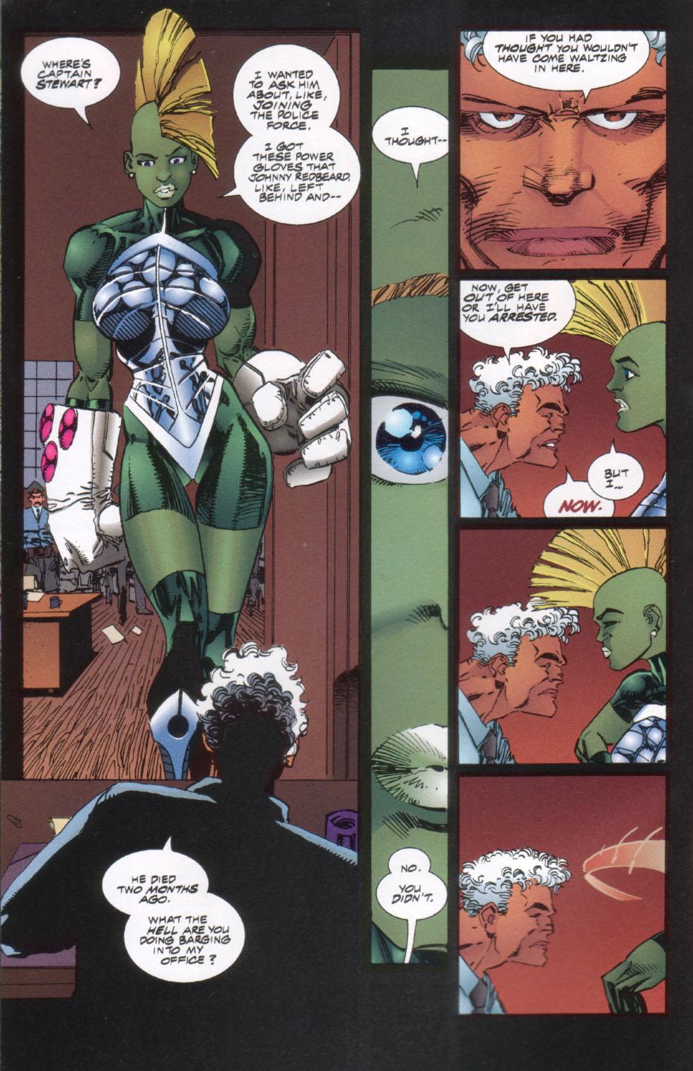 The Savage Dragon (1993) Issue #23 #26 - English 11