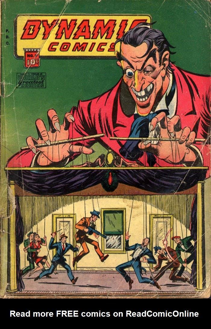 Dynamic Comics 19 Page 1