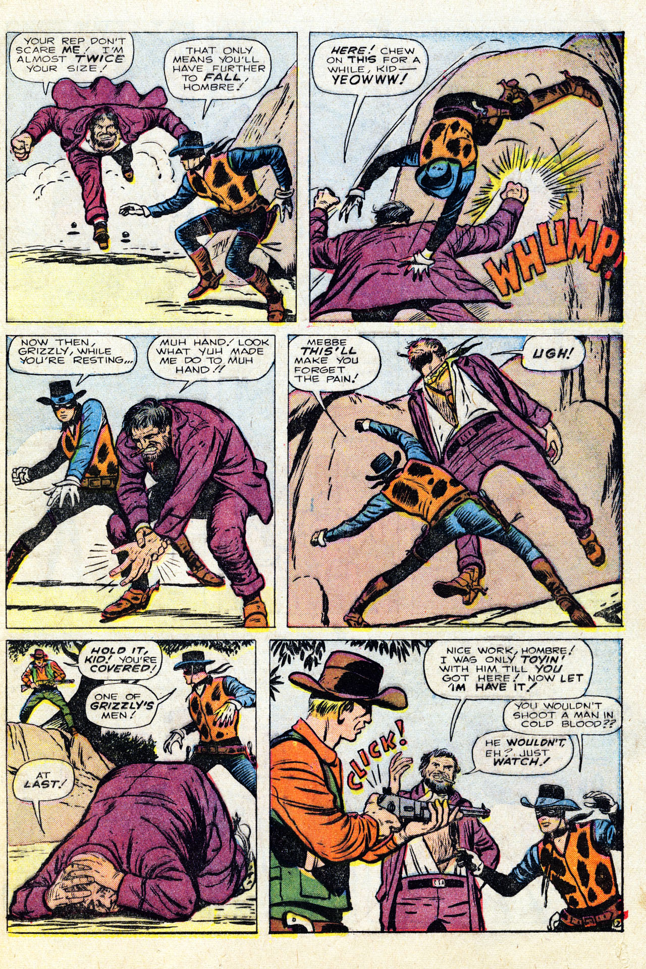 Read online Two-Gun Kid comic -  Issue #64 - 17