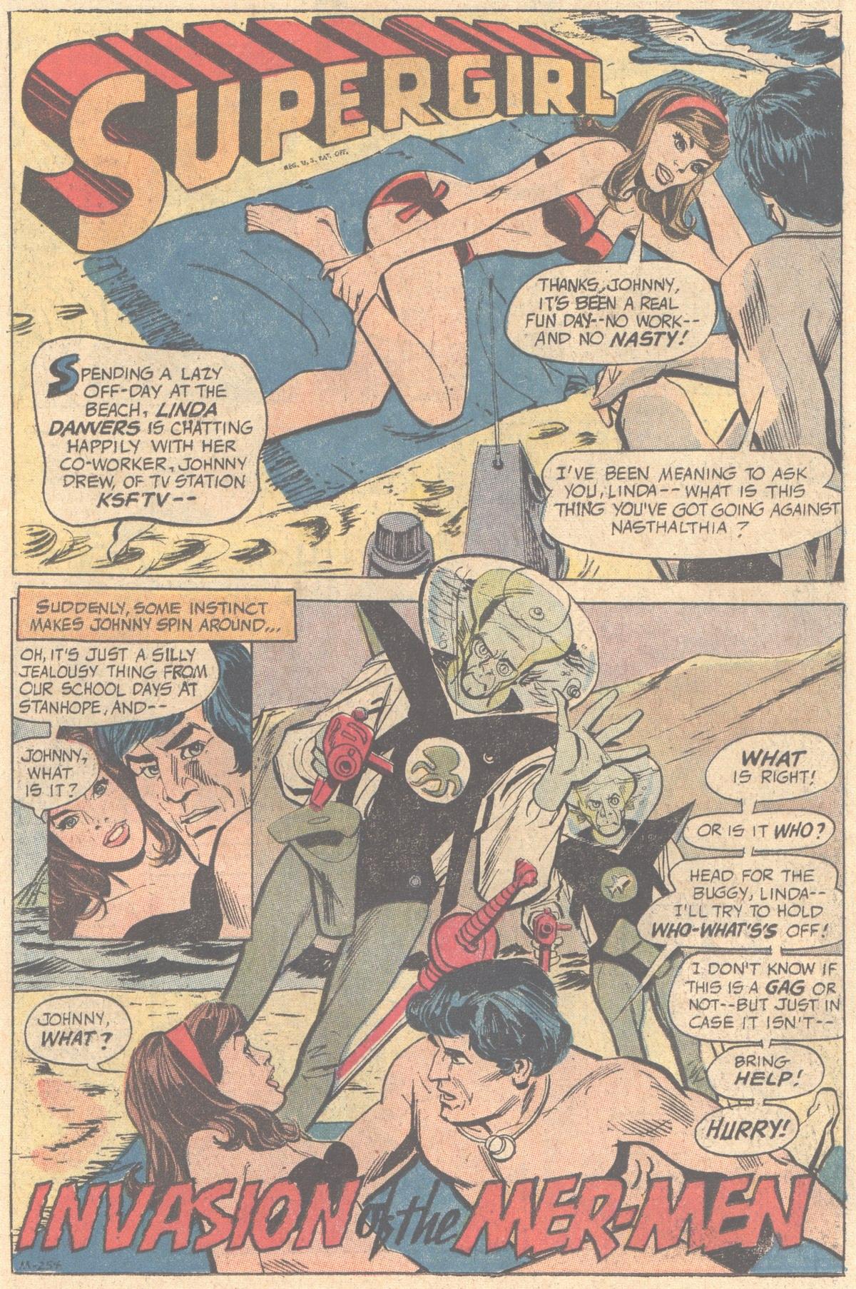 Read online Adventure Comics (1938) comic -  Issue #408 - 22