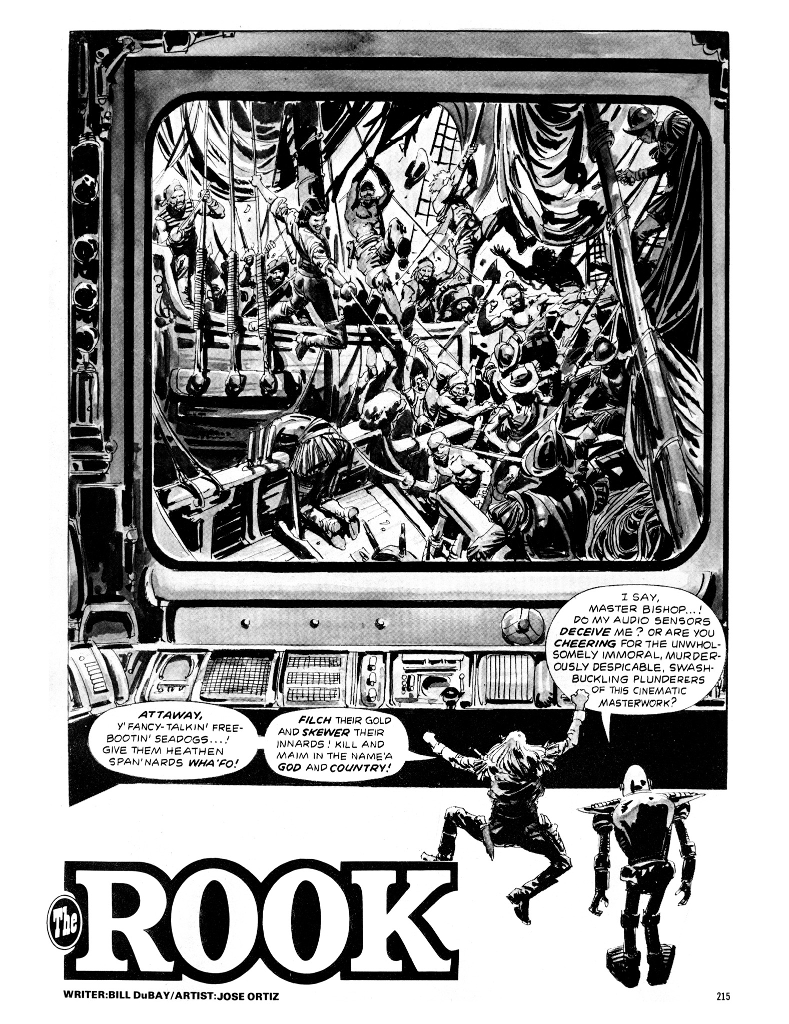Read online Eerie Archives comic -  Issue # TPB 20 - 215