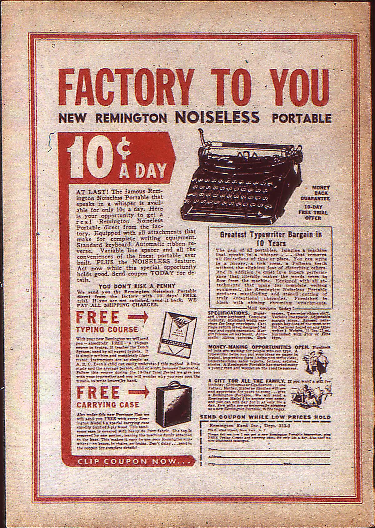 Read online Adventure Comics (1938) comic -  Issue #3 - 43