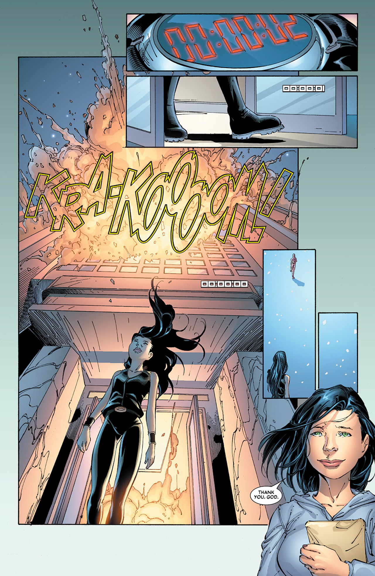 Read online X-23 (2005) comic -  Issue #6 - 19
