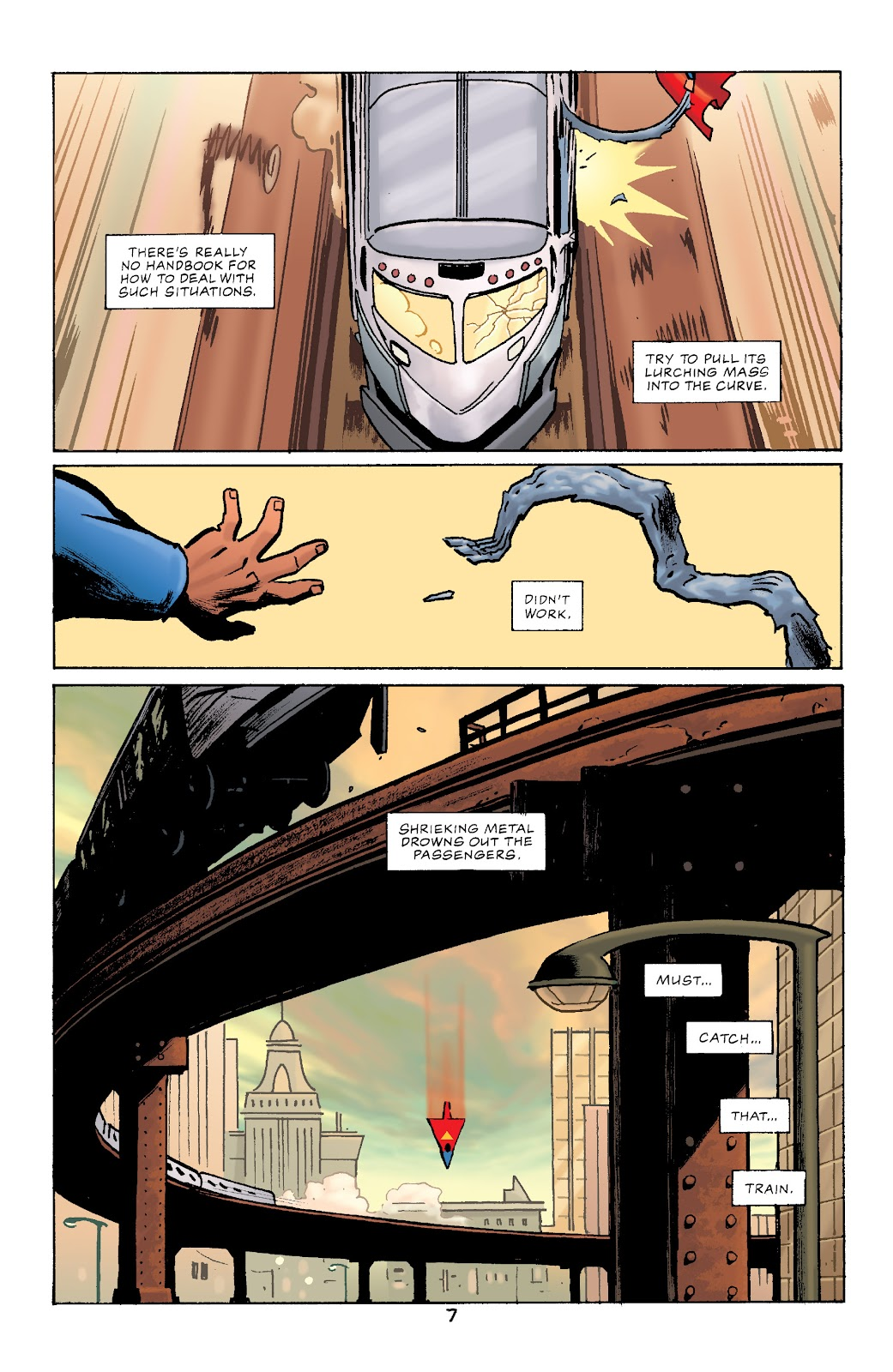 Batman/Superman/Wonder Woman: Trinity issue 1 - Page 9