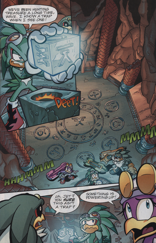 Read online Sonic Universe comic -  Issue #33 - 11