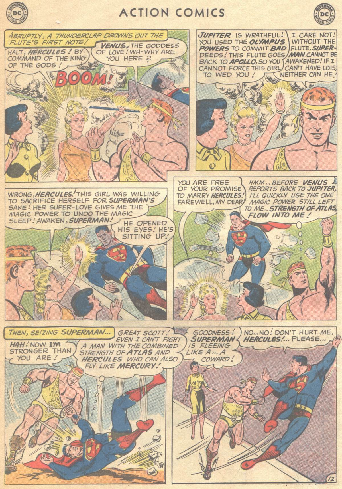 Read online Action Comics (1938) comic -  Issue #268 - 14