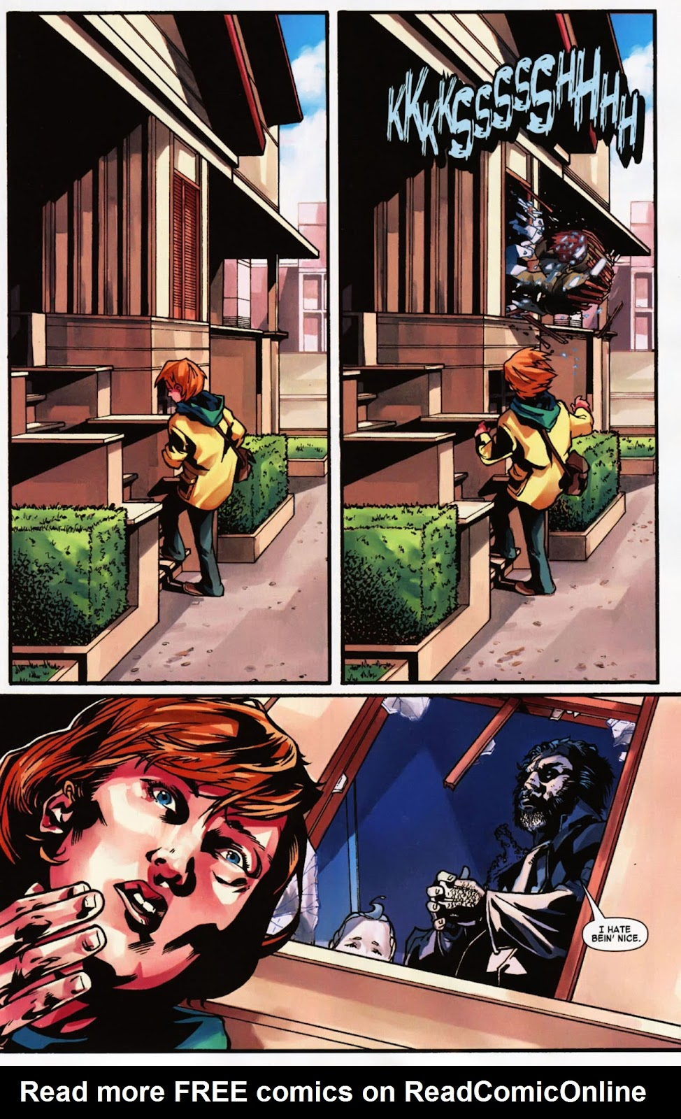 Read online Wolverine (2003) comic -  Issue #900 - 66