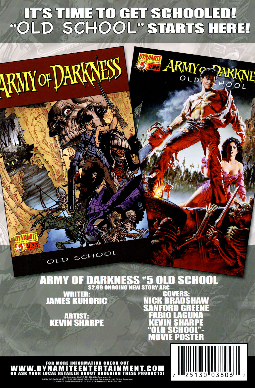 Read online Army of Darkness vs. Re-Animator comic -  Issue #4 - 28