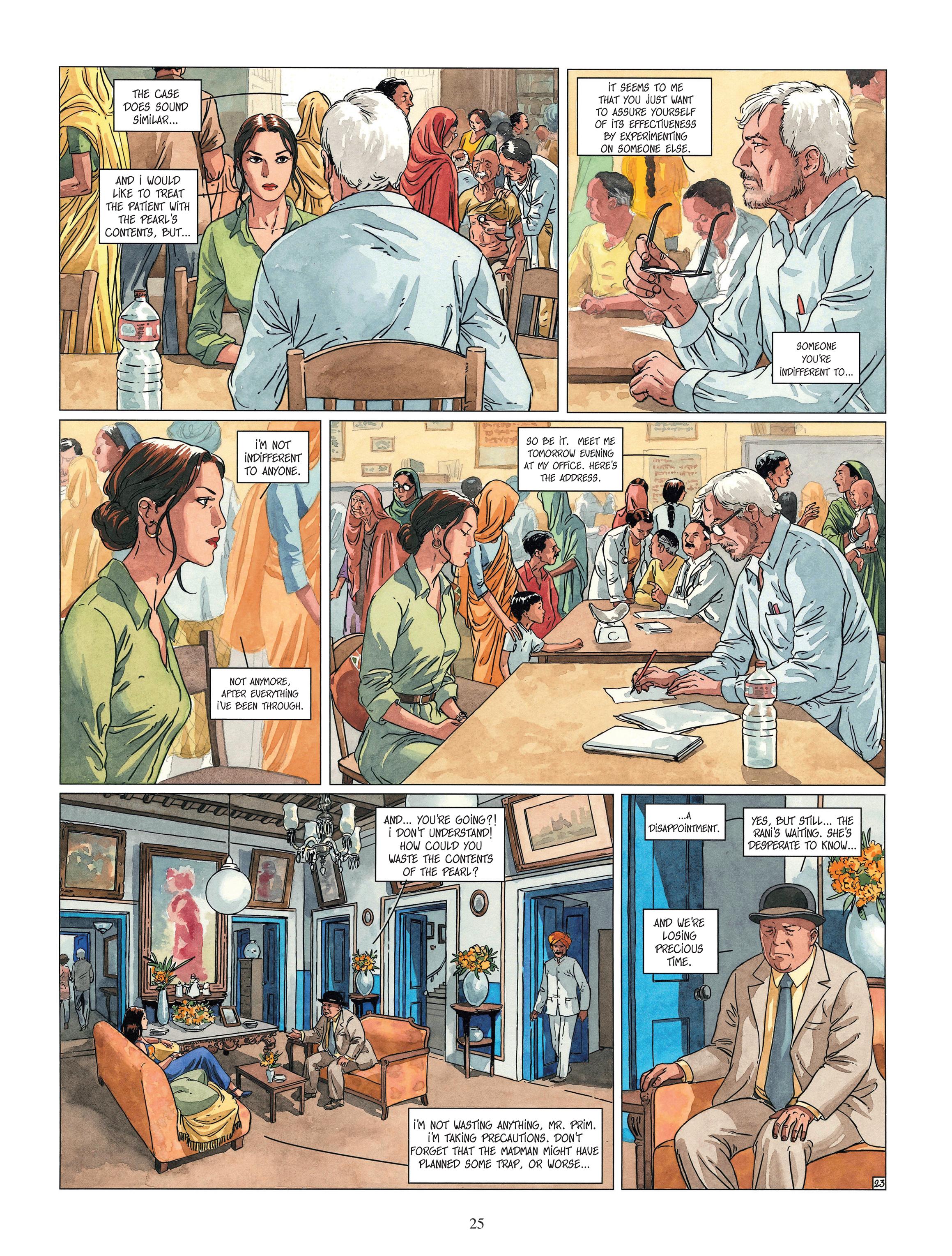 Read online Djinn comic -  Issue #13 - 26