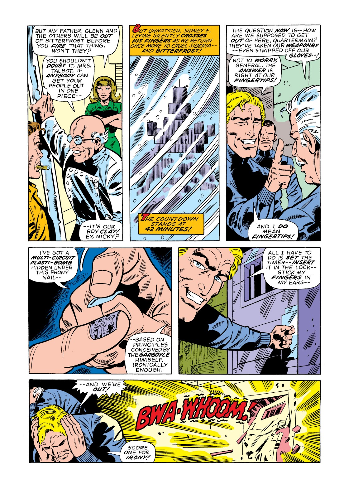 Read online Marvel Masterworks: The Incredible Hulk comic -  Issue # TPB 11 (Part 1) - 89