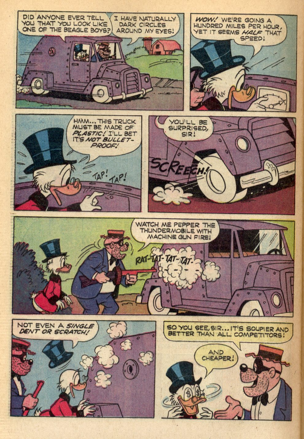 Read online Uncle Scrooge (1953) comic -  Issue #82 - 28