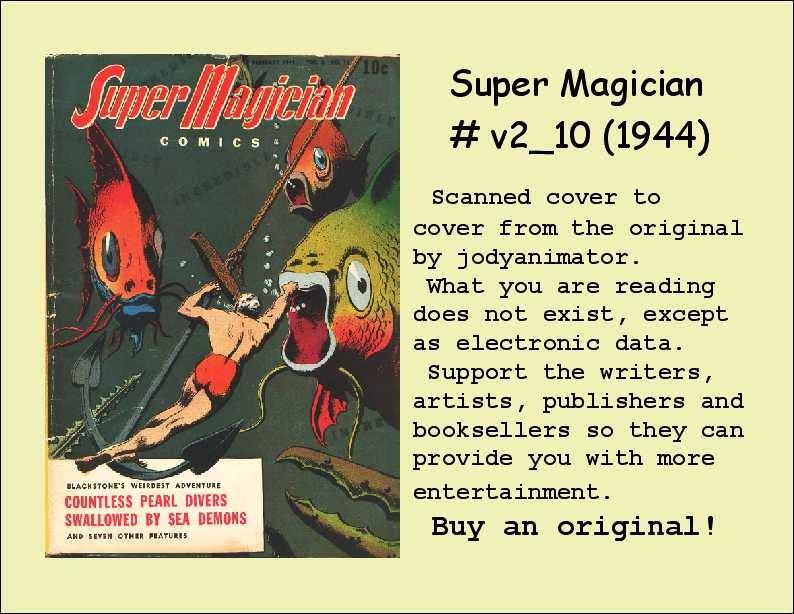 Super-Magician Comics issue 22 - Page 61