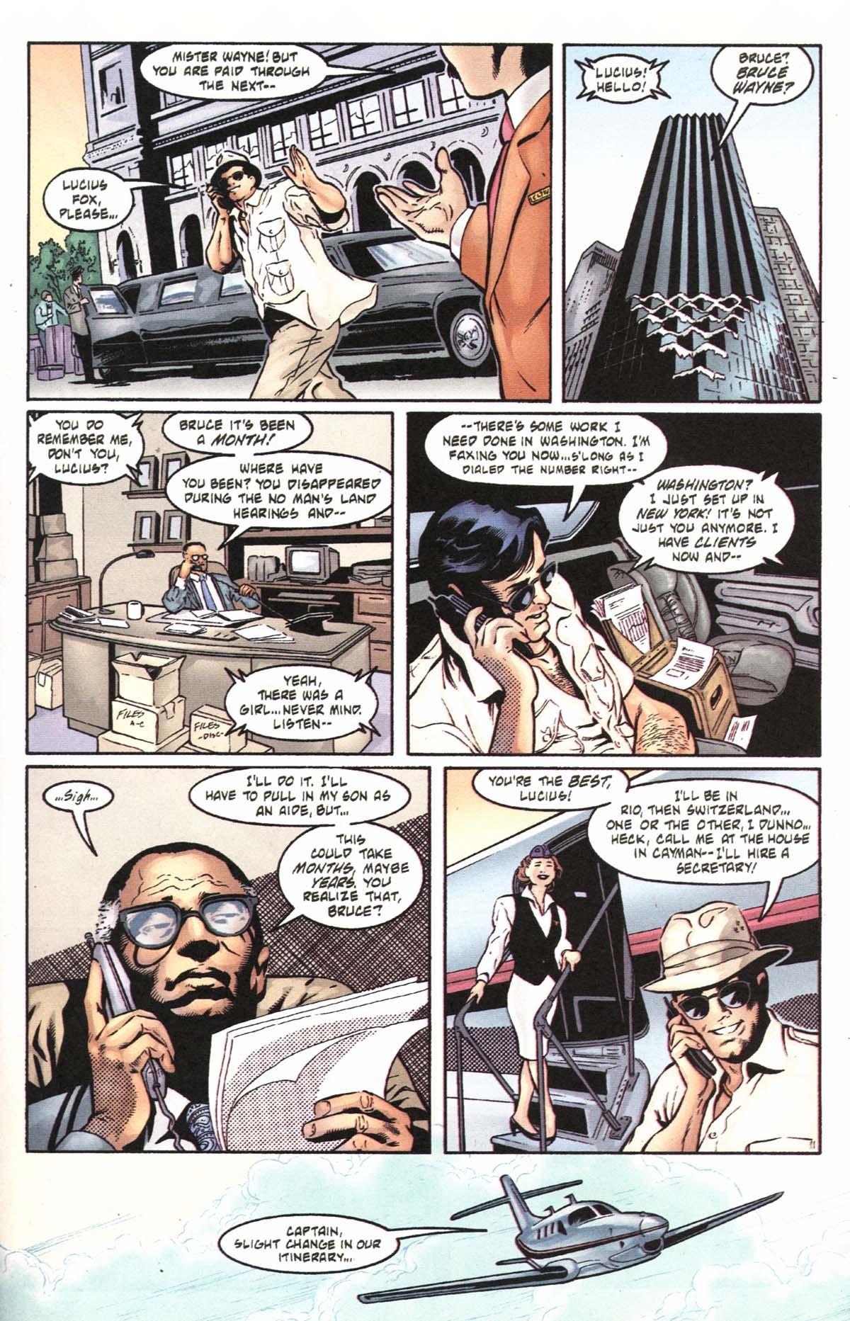 Read online Batman: No Man's Land comic -  Issue #0 - 25