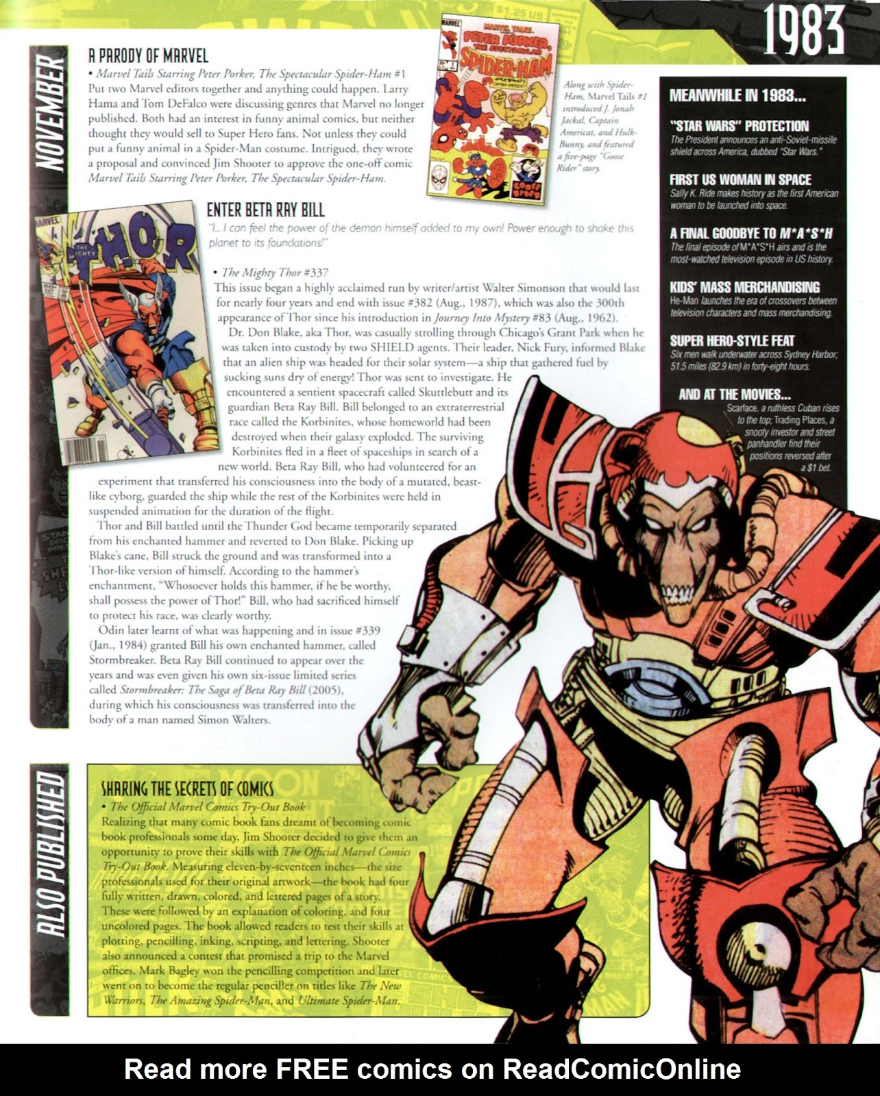 Read online Marvel Chronicle comic -  Issue # TPB (Part 3) - 12