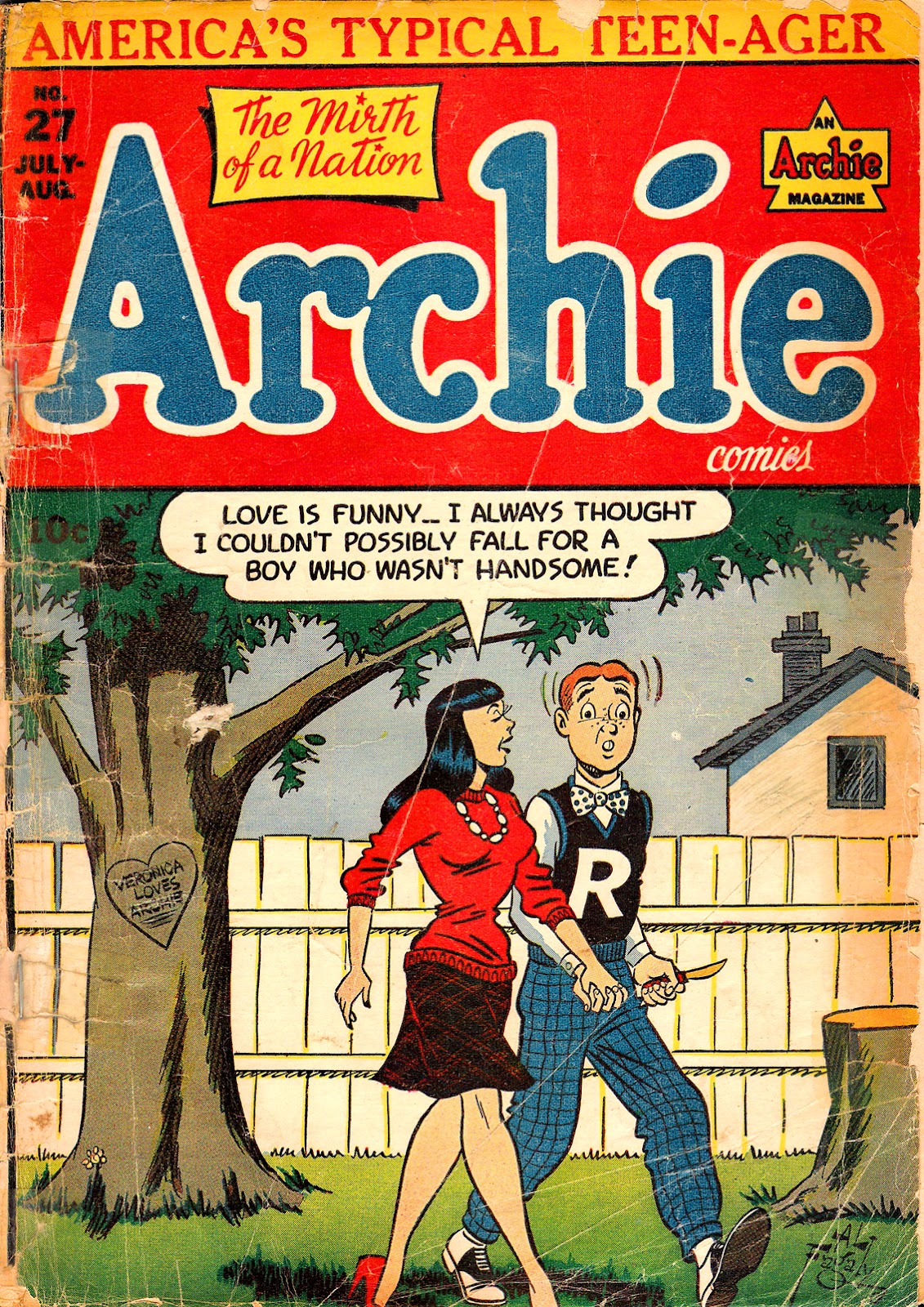 Archie Comics issue 027 - Page 1