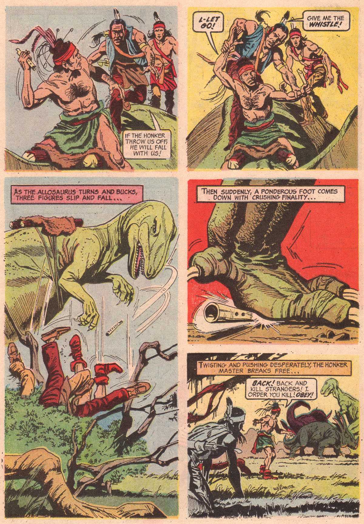 Read online Turok, Son of Stone comic -  Issue #56 - 14