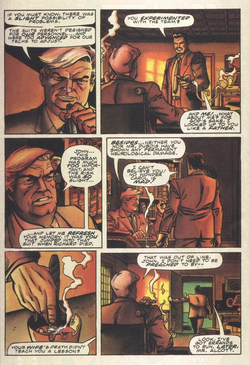 Read online Secret Weapons comic -  Issue #14 - 12