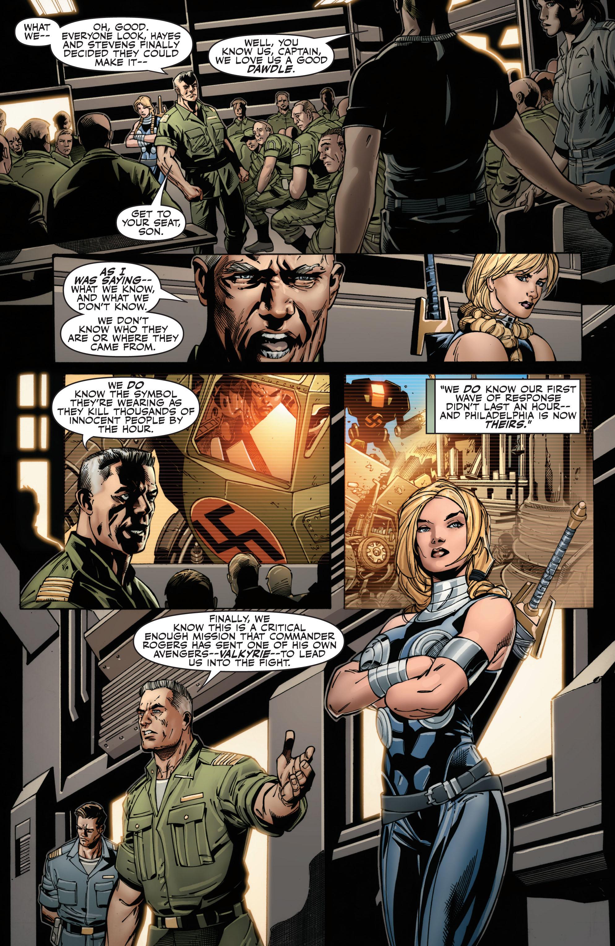 Read online Secret Avengers (2010) comic -  Issue #14 - 6