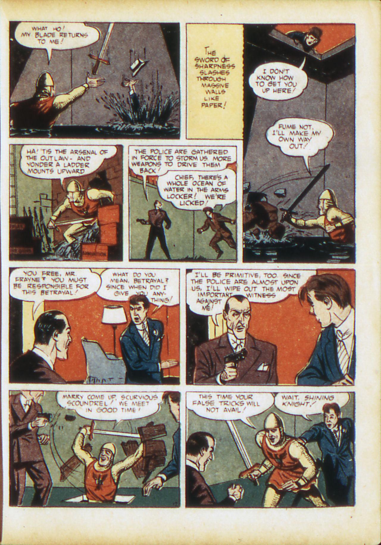 Read online Adventure Comics (1938) comic -  Issue #71 - 30