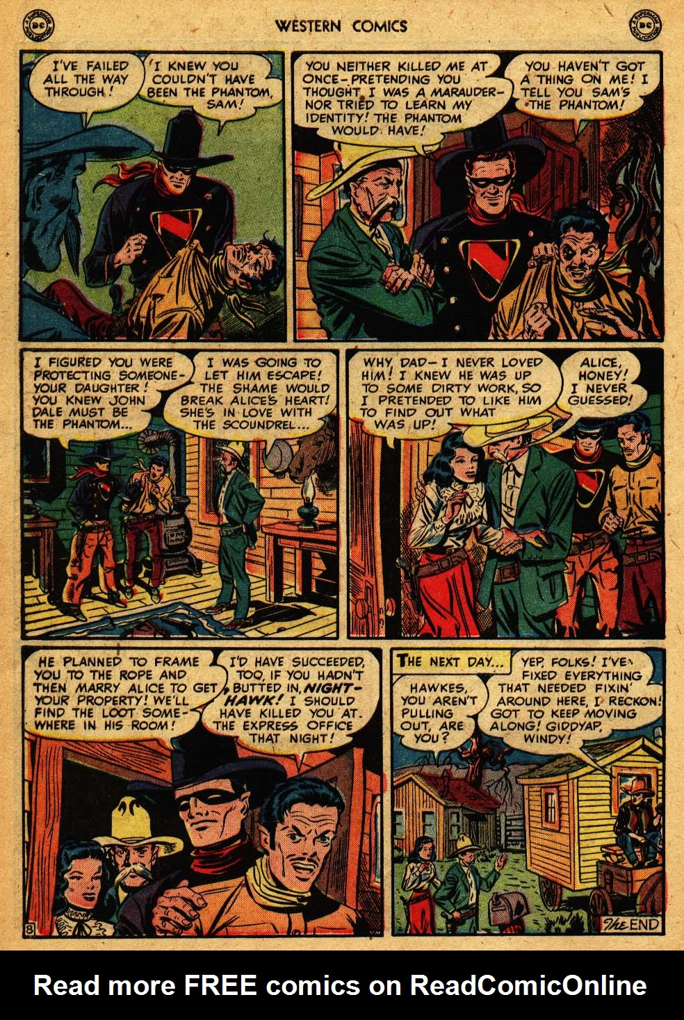 Western Comics issue 9 - Page 48