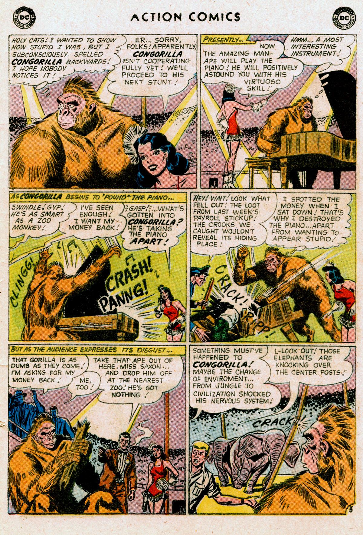 Action Comics (1938) 259 Page 20