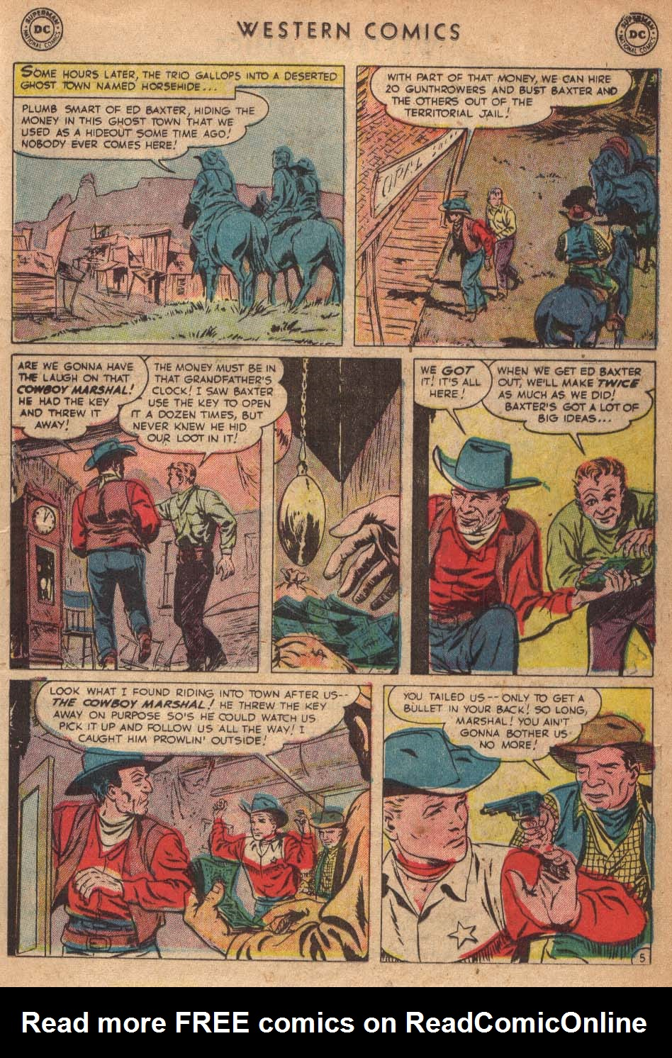 Western Comics issue 36 - Page 17
