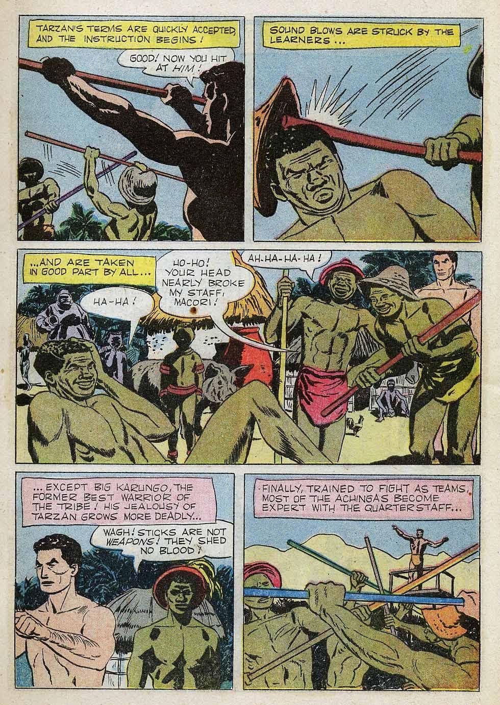 Tarzan (1948) issue 101 - Page 9