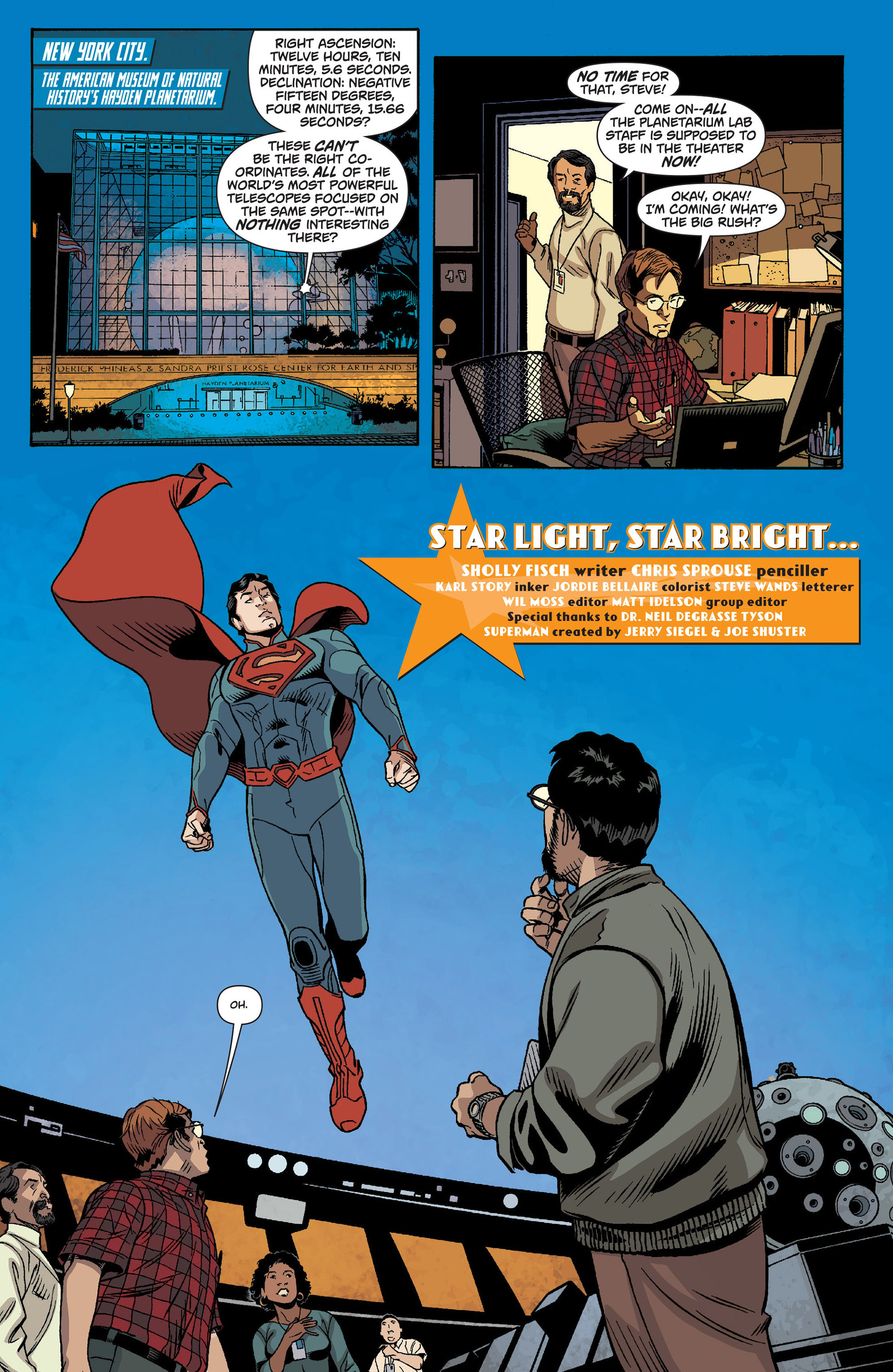 Read online Action Comics (2011) comic -  Issue #14 - 26