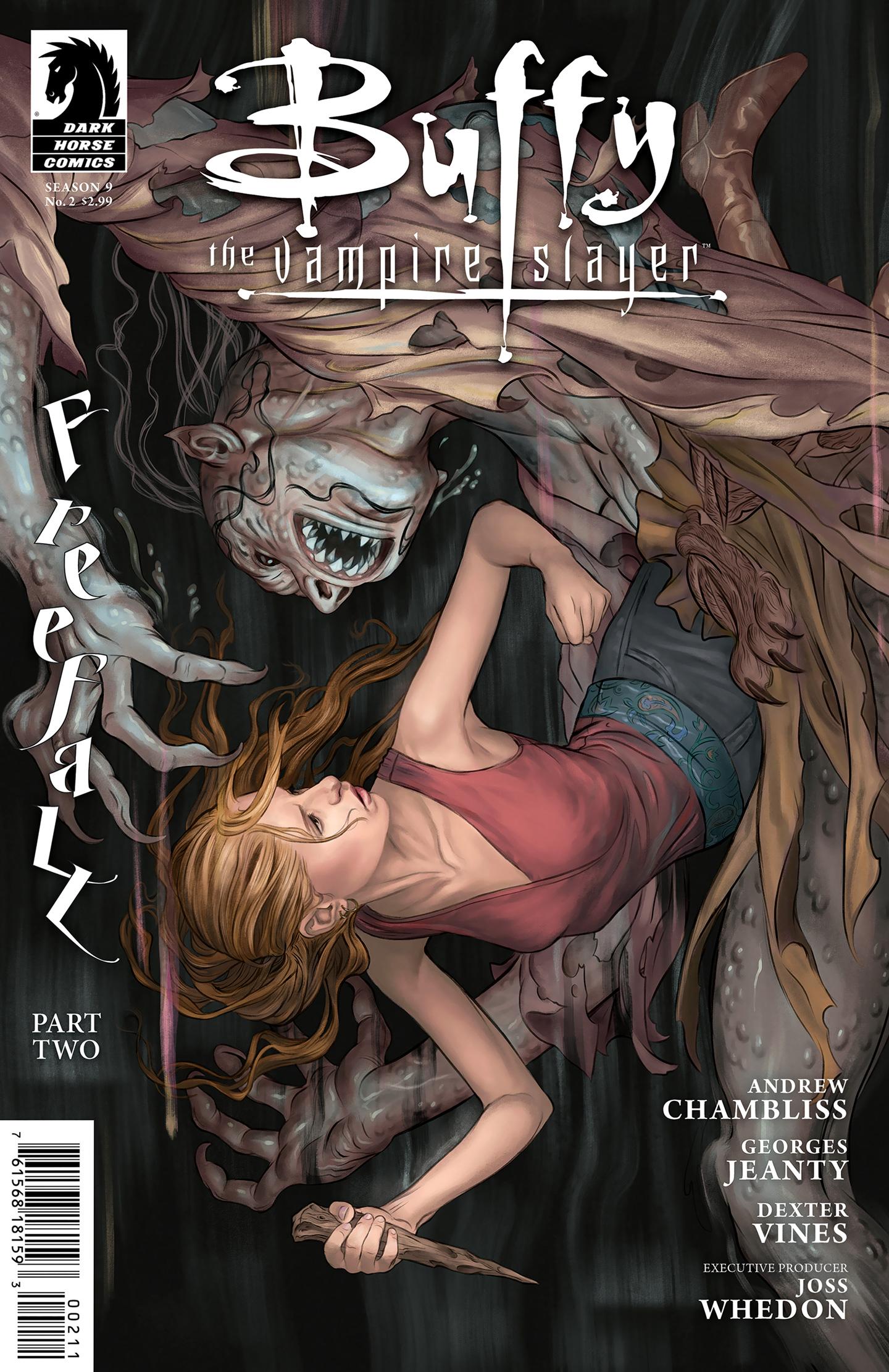 Buffy the Vampire Slayer Season Nine 2 Page 1