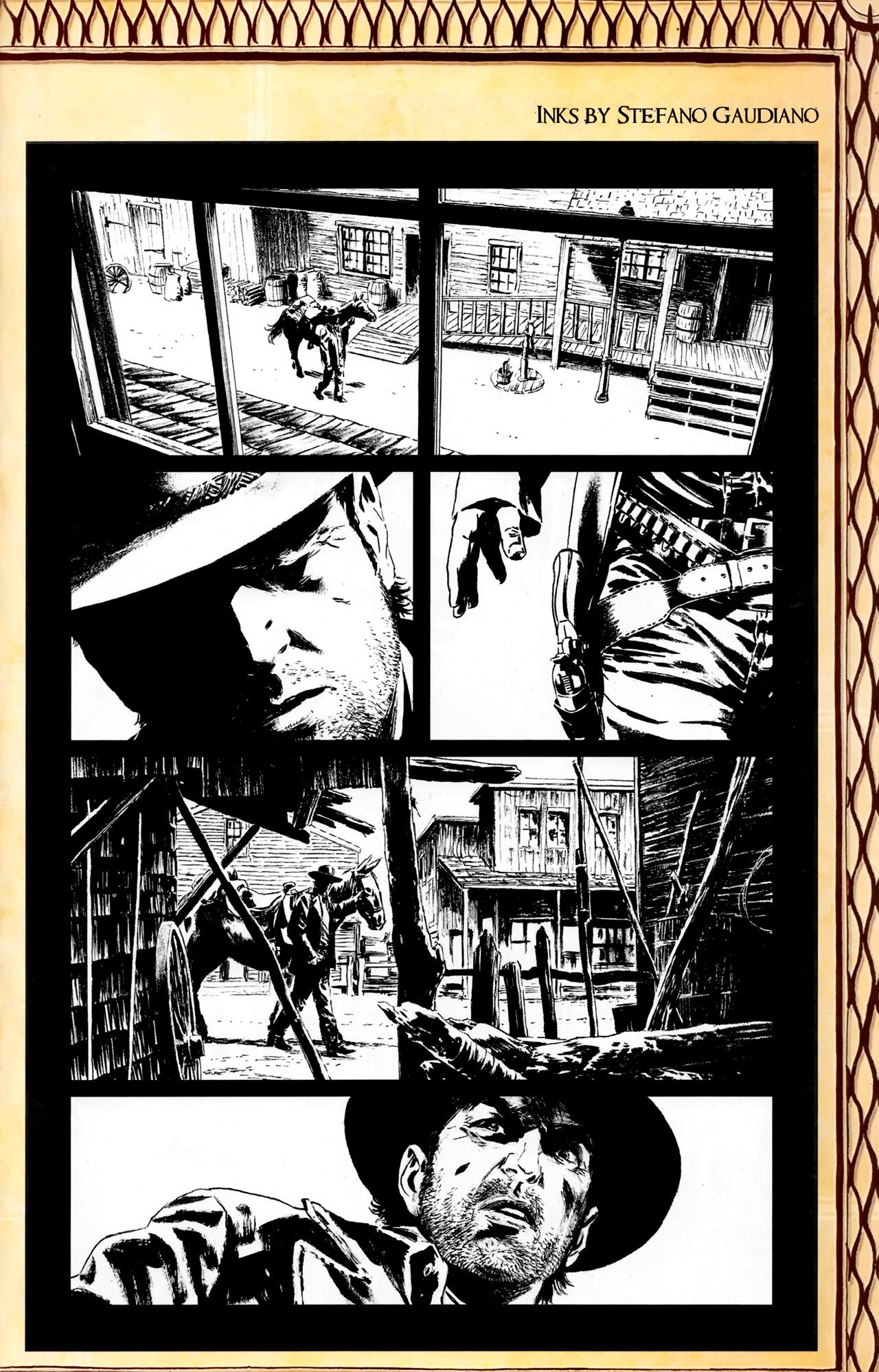 Read online Dark Tower: The Gunslinger - The Battle of Tull comic -  Issue #4 - 29