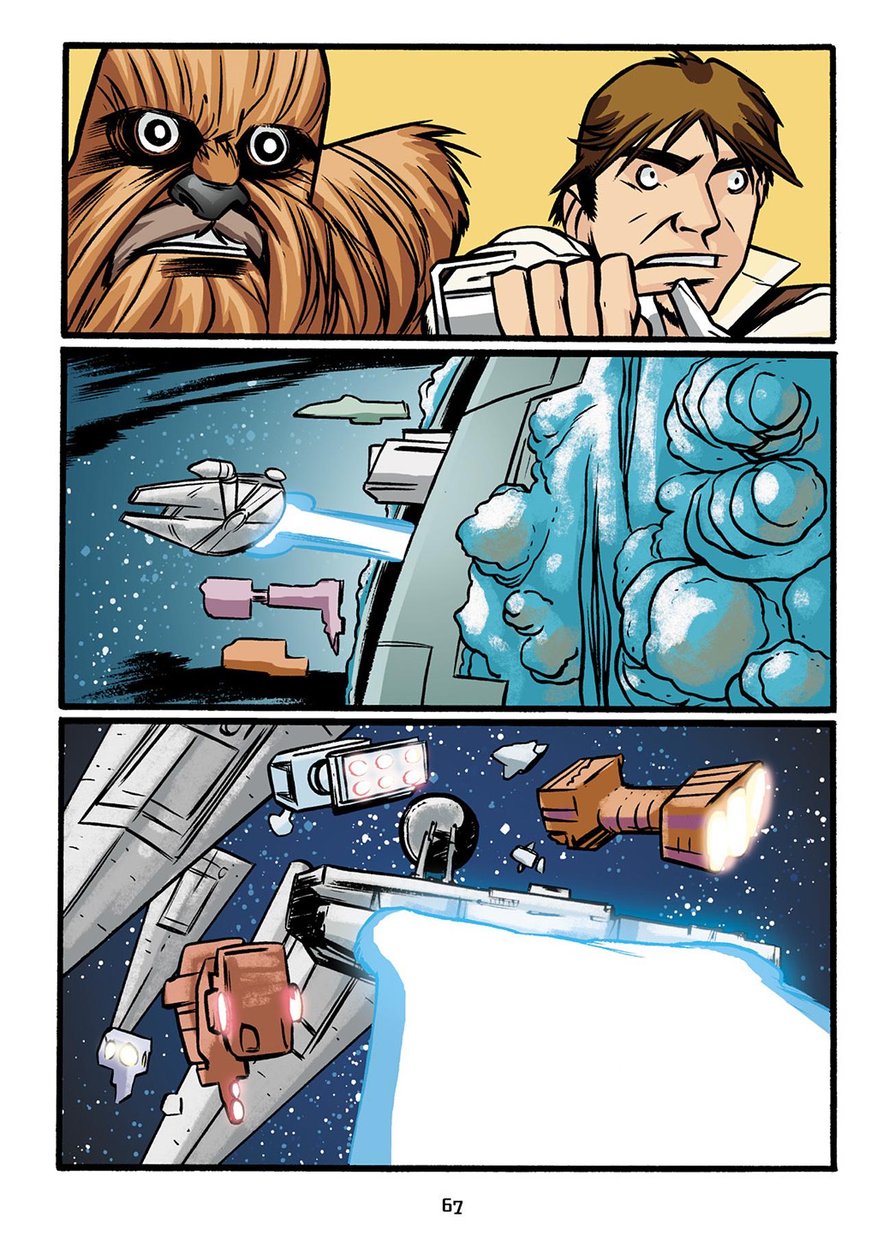 Read online Star Wars Omnibus comic -  Issue # Vol. 33 - 69