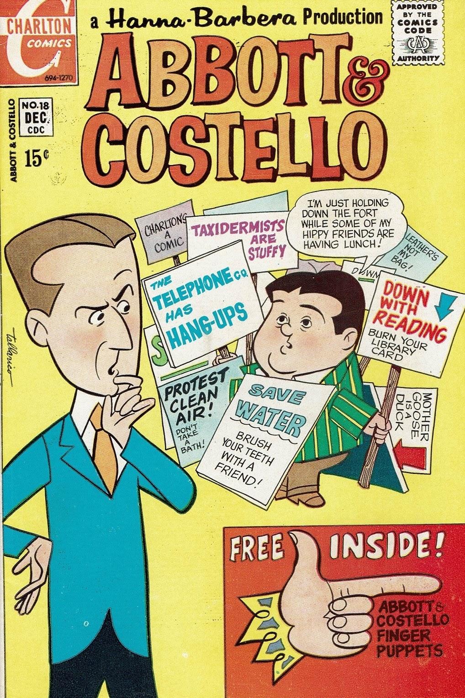 Abbott & Costello 18 Page 1