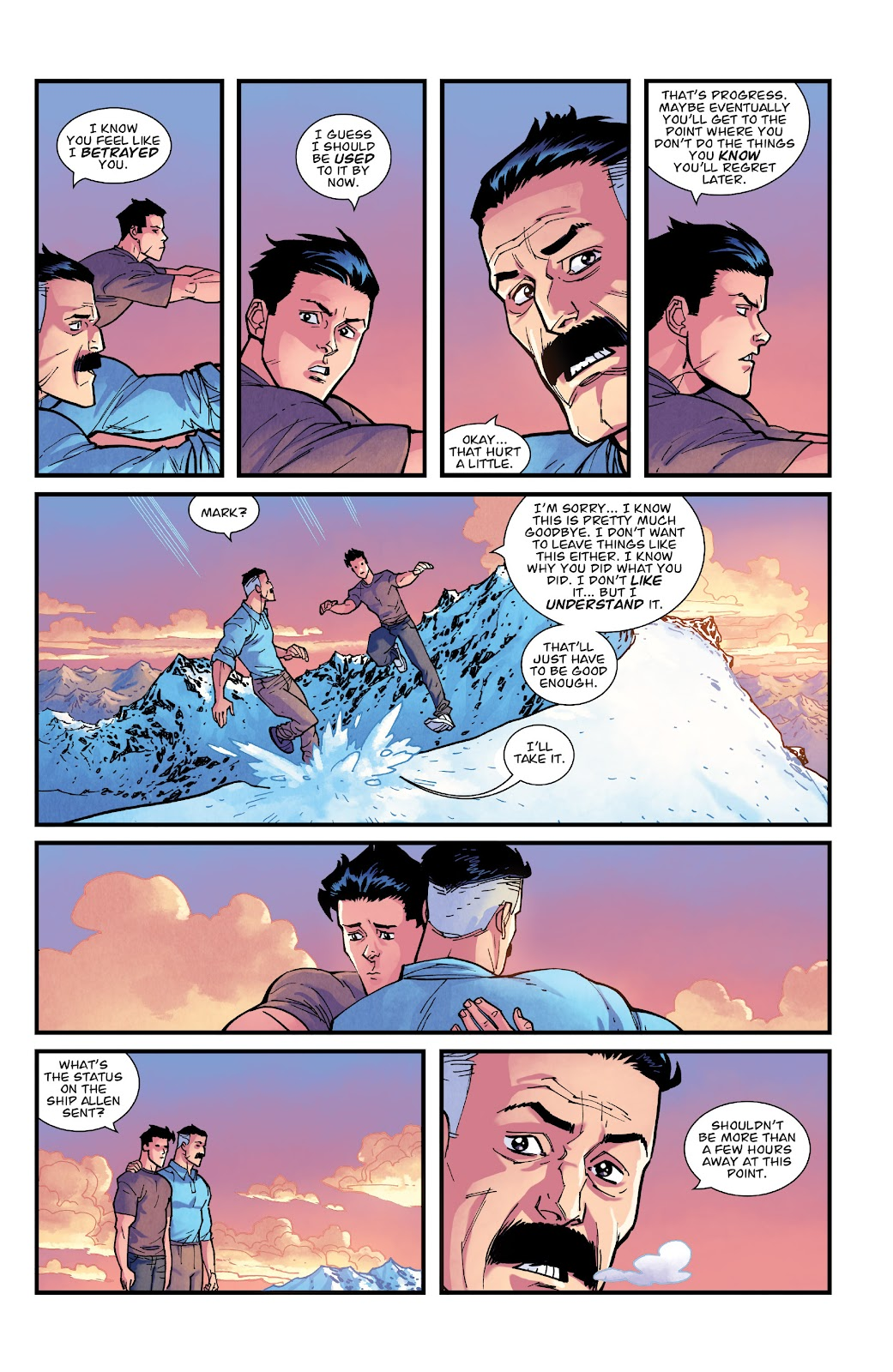 Invincible (2003) issue TPB 21 - Modern Family - Page 58