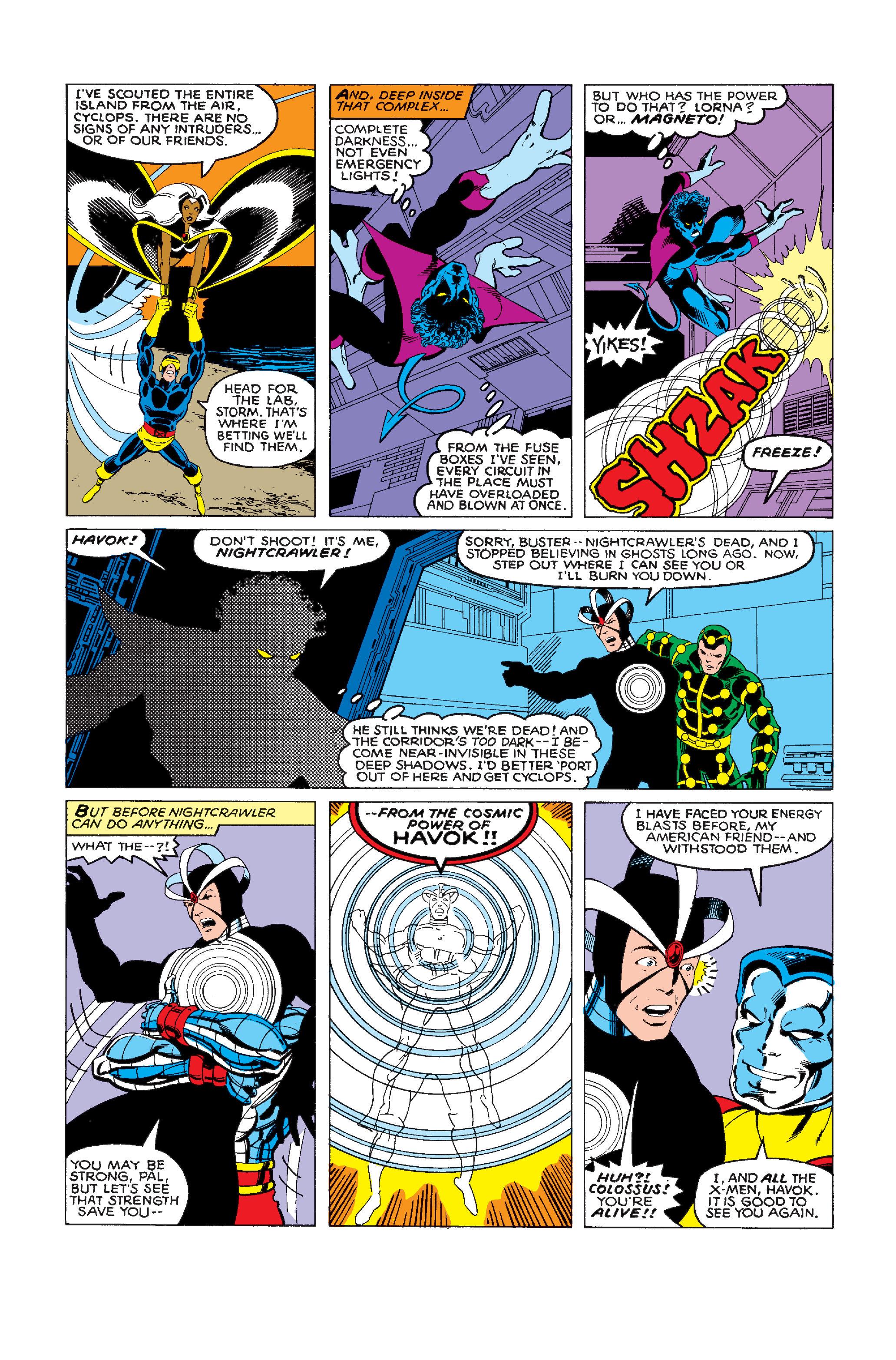 Read online Uncanny X-Men (1963) comic -  Issue #126 - 6