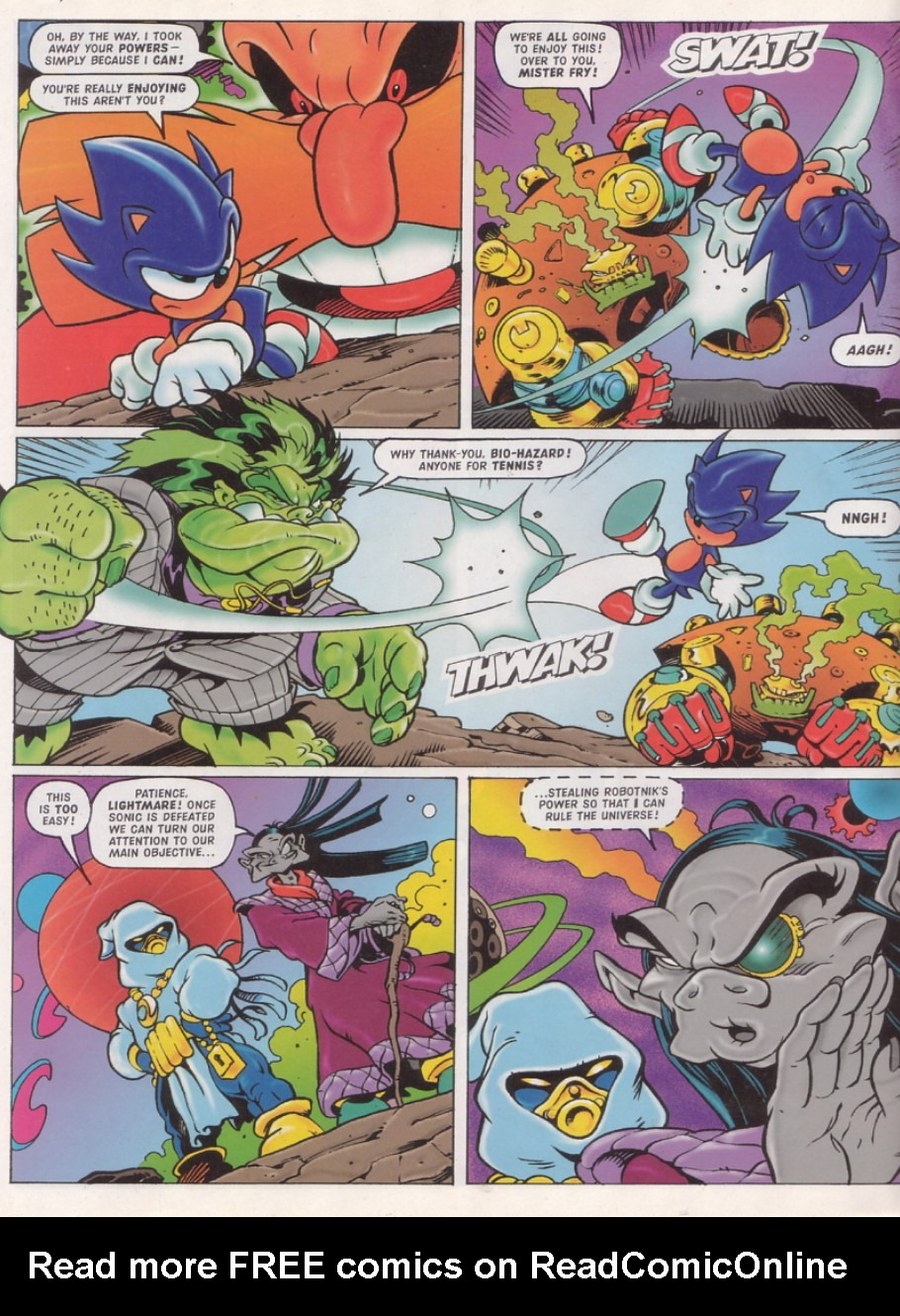 Read online Sonic the Comic comic -  Issue #130 - 12