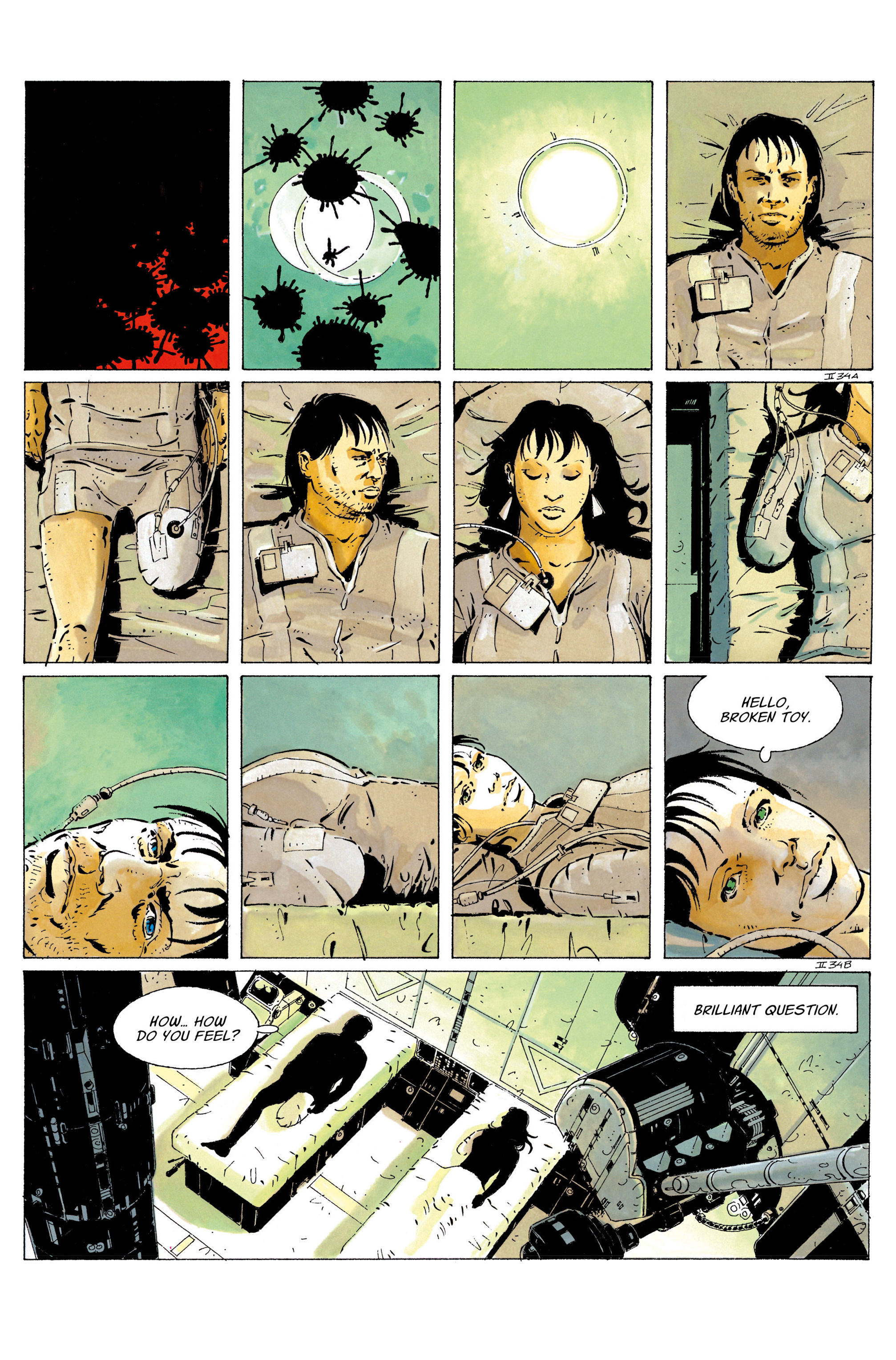 Read online The Forever War (2017) comic -  Issue #4 - 14