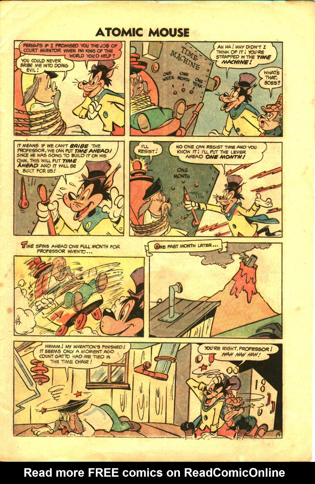 Atomic Mouse issue 8 - Page 9