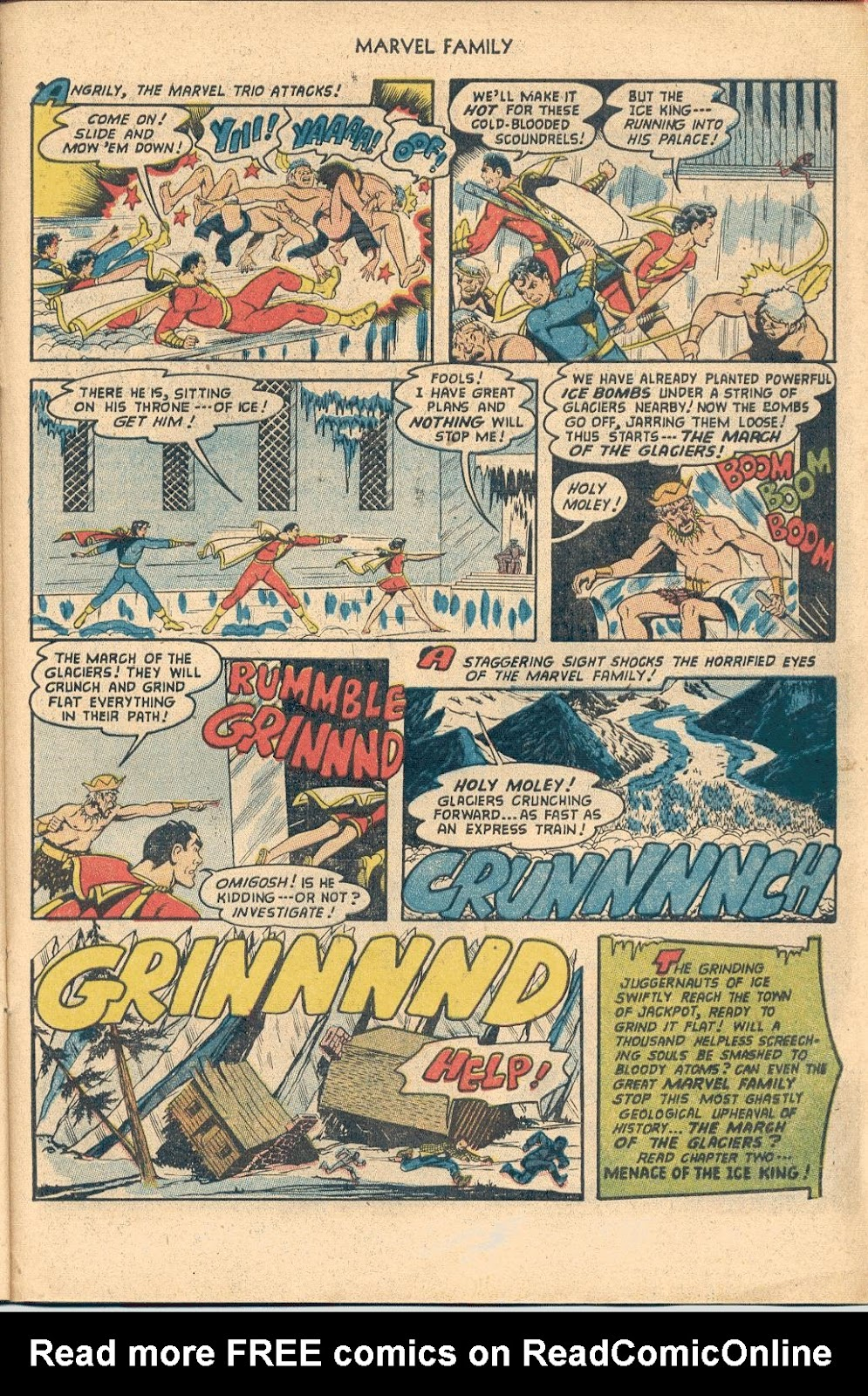 The Marvel Family issue 82 - Page 23