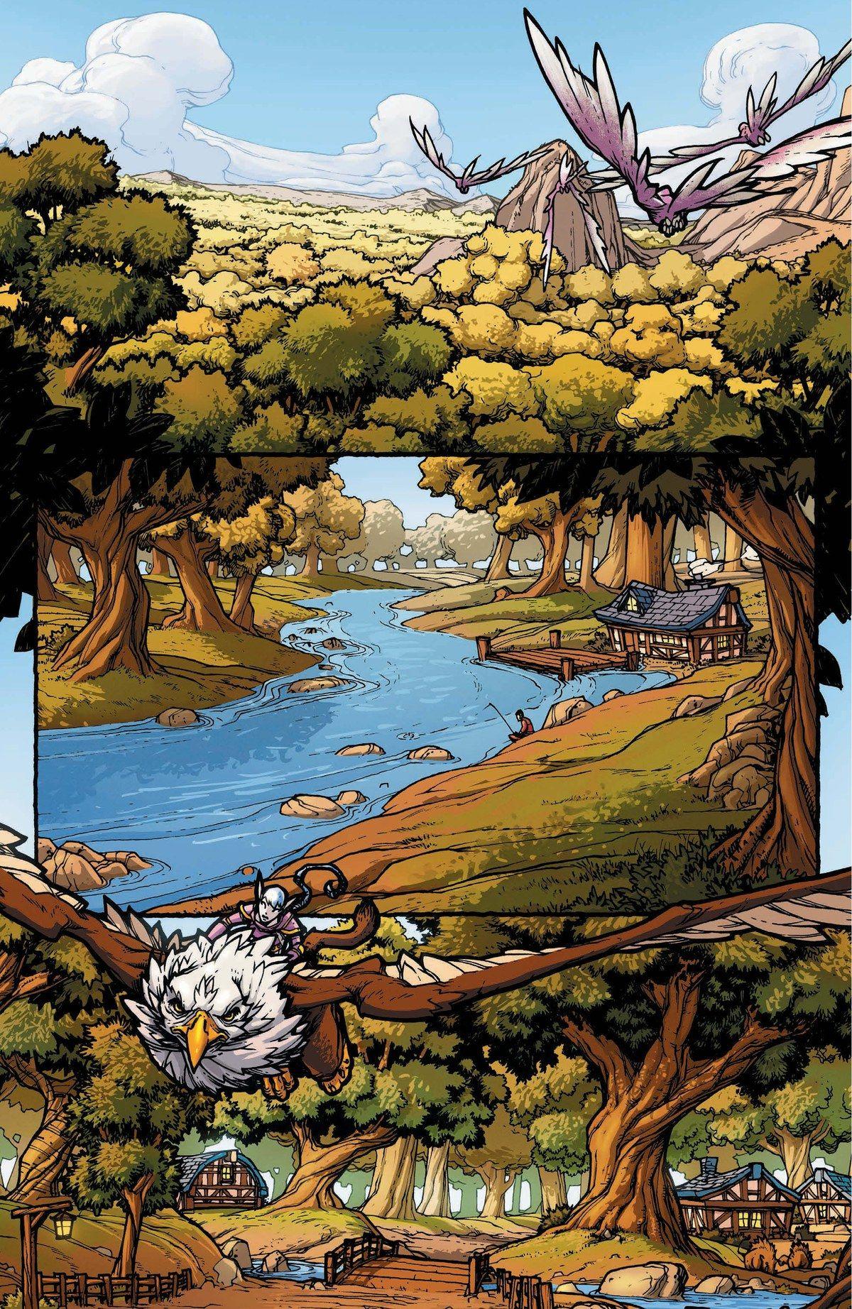 Read online World of Warcraft: Dark Riders comic -  Issue # Full - 4