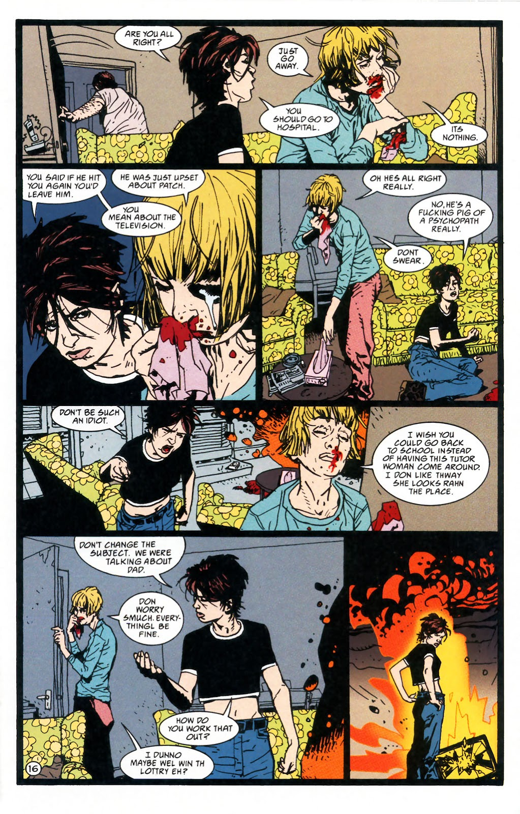 Read online Girl comic -  Issue #1 - 19
