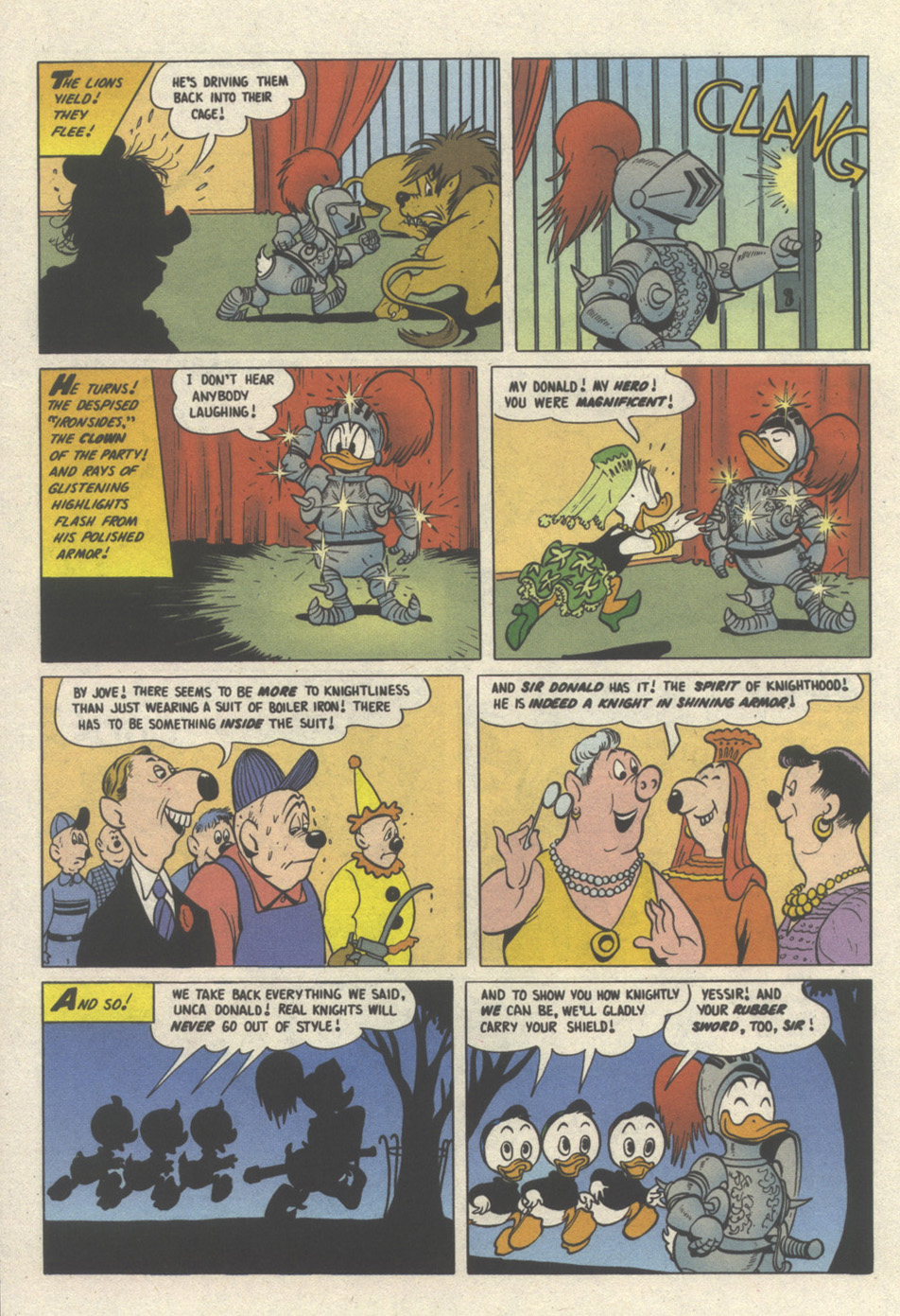 Walt Disney's Donald Duck (1986) issue 298 - Page 12