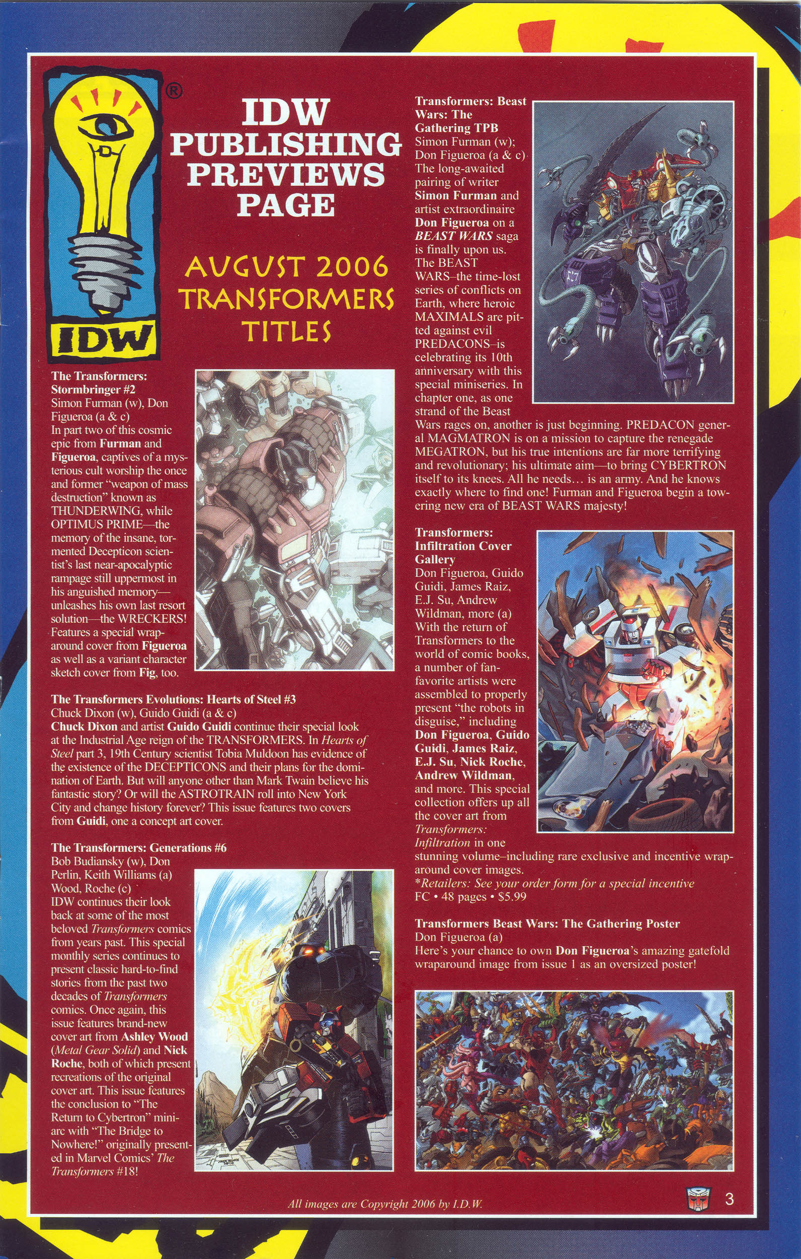 Read online Transformers: Collectors' Club comic -  Issue #10 - 3