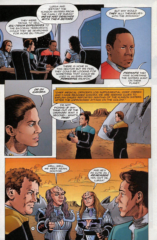 Read online Star Trek: Deep Space Nine - Lightstorm comic -  Issue # Full - 30