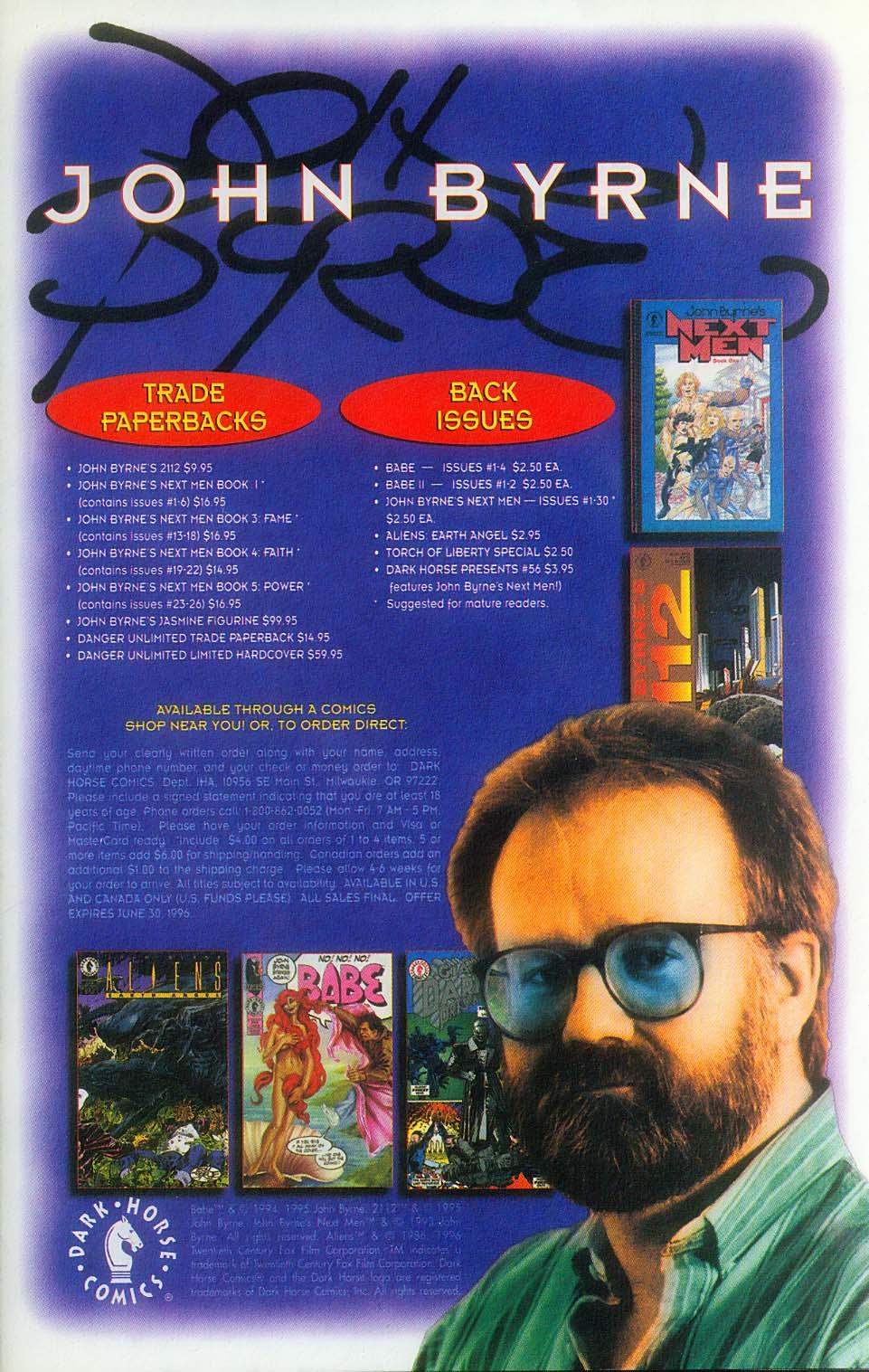 Godzilla (1995) Issue #7 #8 - English 32