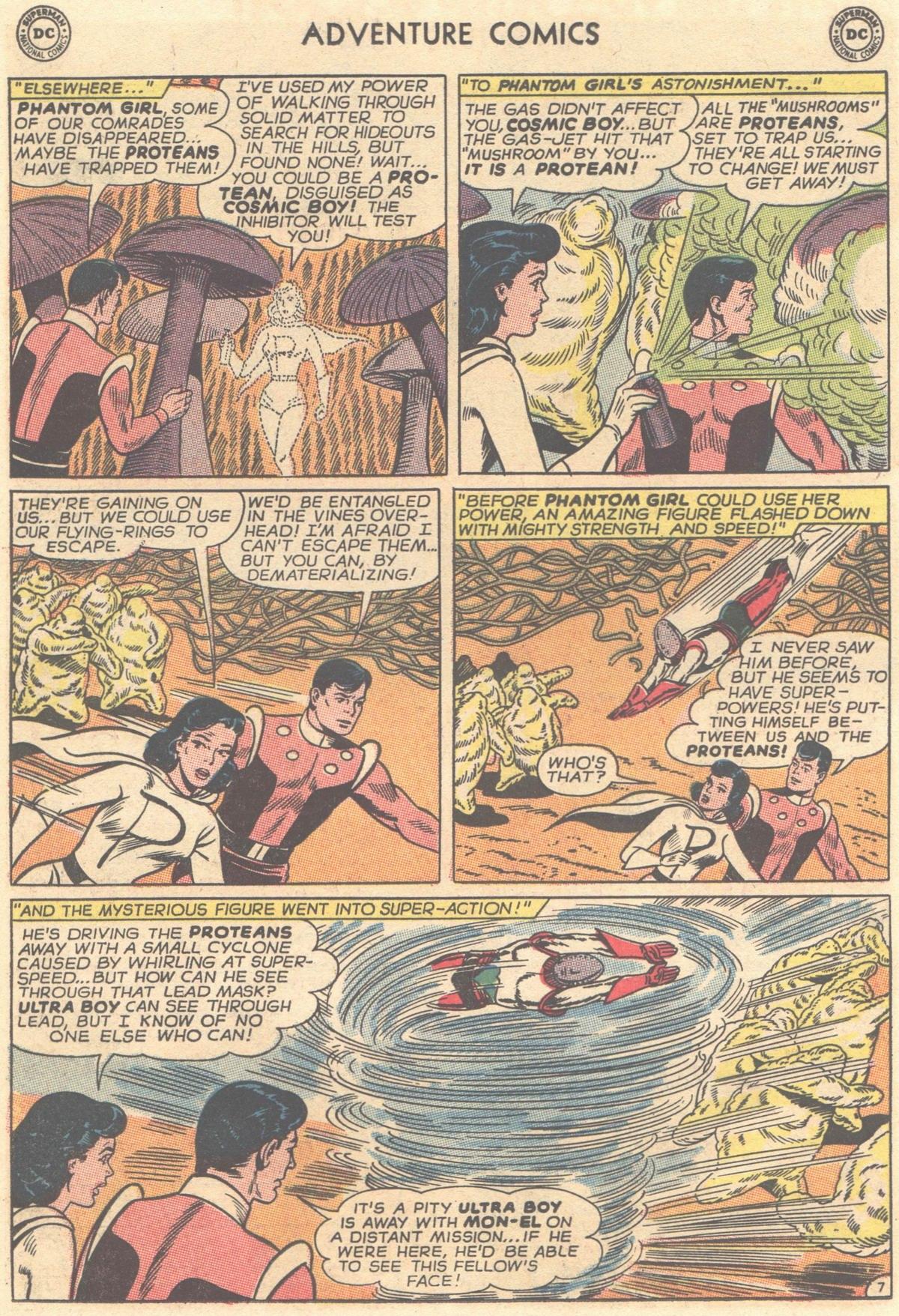 Read online Adventure Comics (1938) comic -  Issue #334 - 10