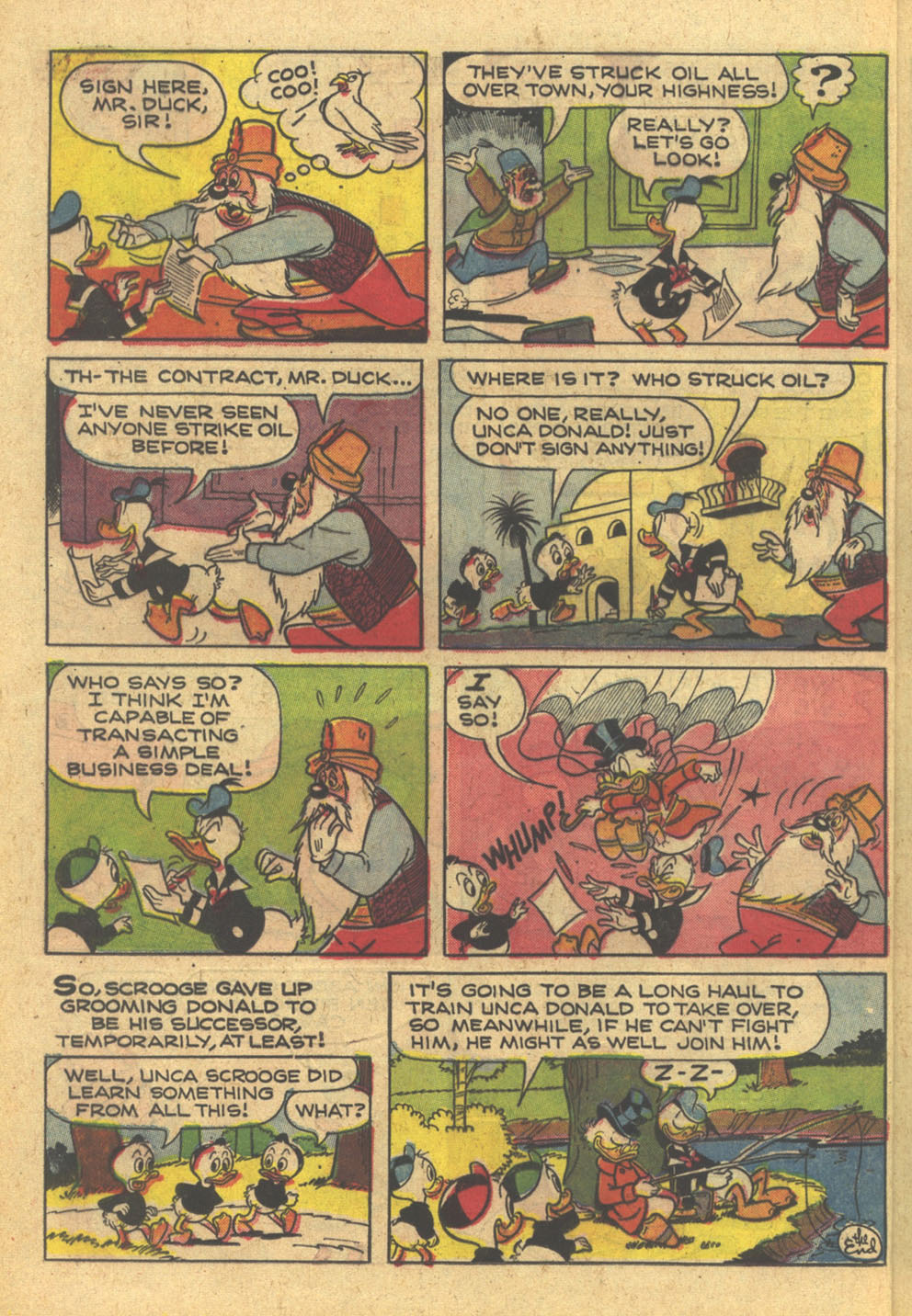 Walt Disney's Comics and Stories issue 332 - Page 12